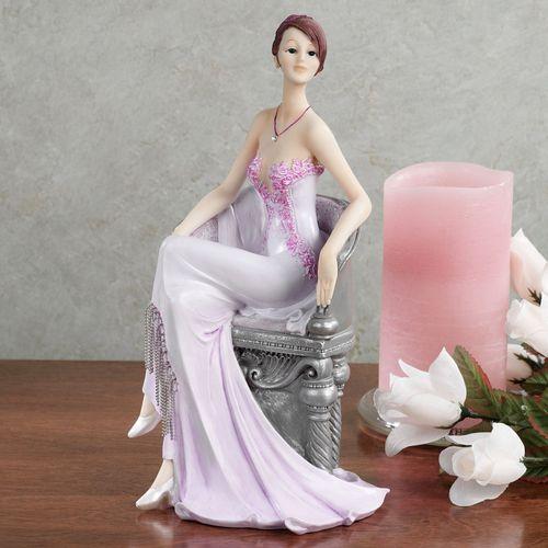 Femme a la Mode Figurine Orchid