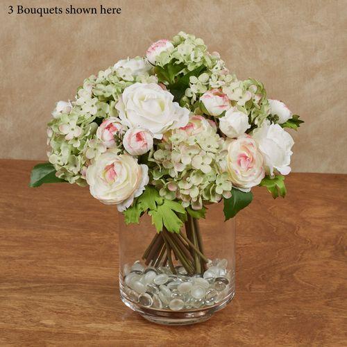 Ranunculus Floral Bouquet Multi Pastel