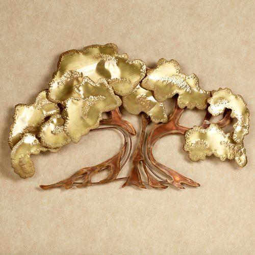 Zen Tree Metal Wall Sculpture