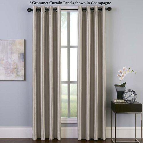 Malta Grommet Curtain Panel