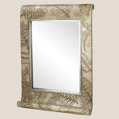 Anatolia Fern Leaf Wall Mirror Sage/Ivory