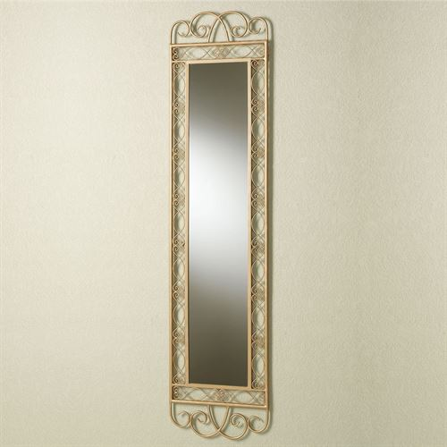 Gianna Wall Mirror Panel Venetian Gold
