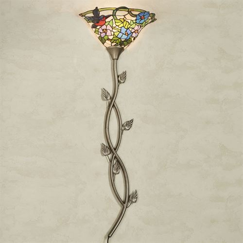 Spring Delight Wall Lamp Multi Jewel