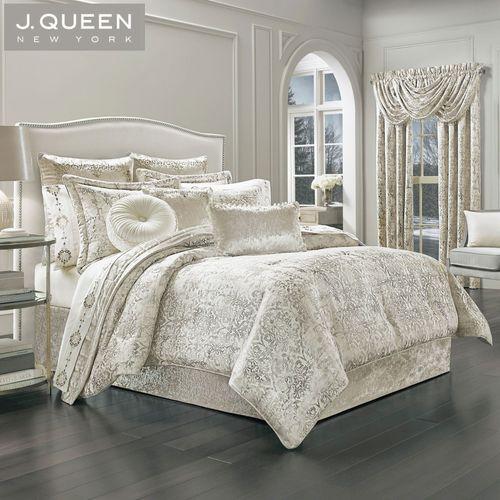 Dream Damask Comforter Bedding By J Queen New York