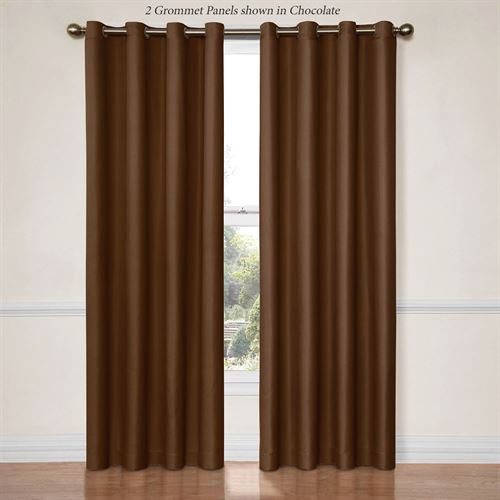 Dane Thermaback Grommet Curtain Panel