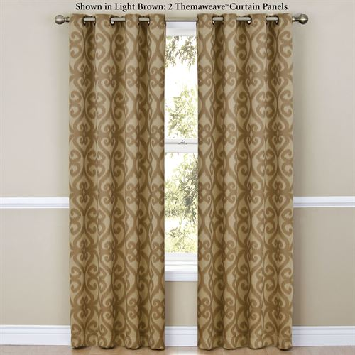 Patricia Grommet Curtain Panel