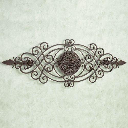 Carmina Wall Grille Antique Bronze