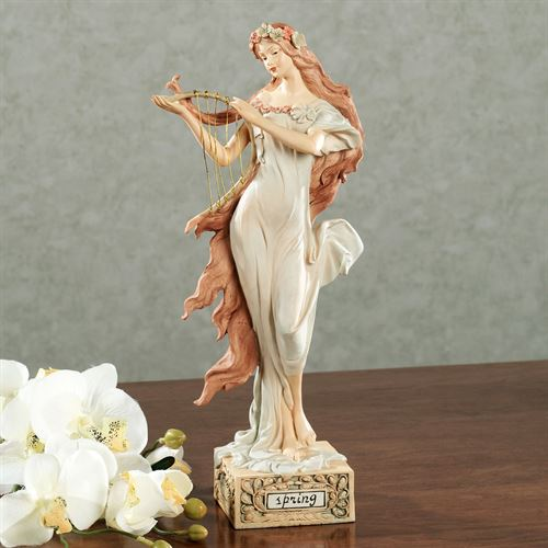 Spring Chords Figurine Off White