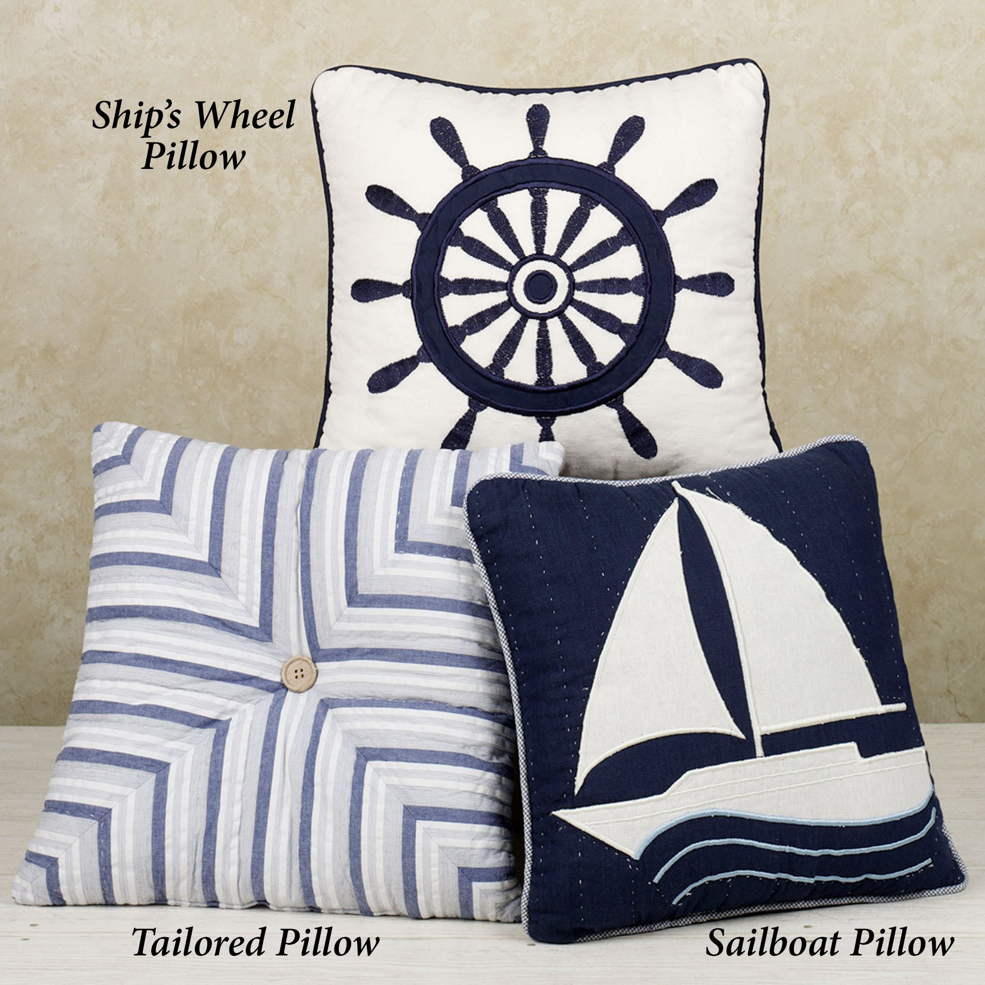 blue sellers by eat bacon collections custom more color pillows throw ziya best pillow nautical
