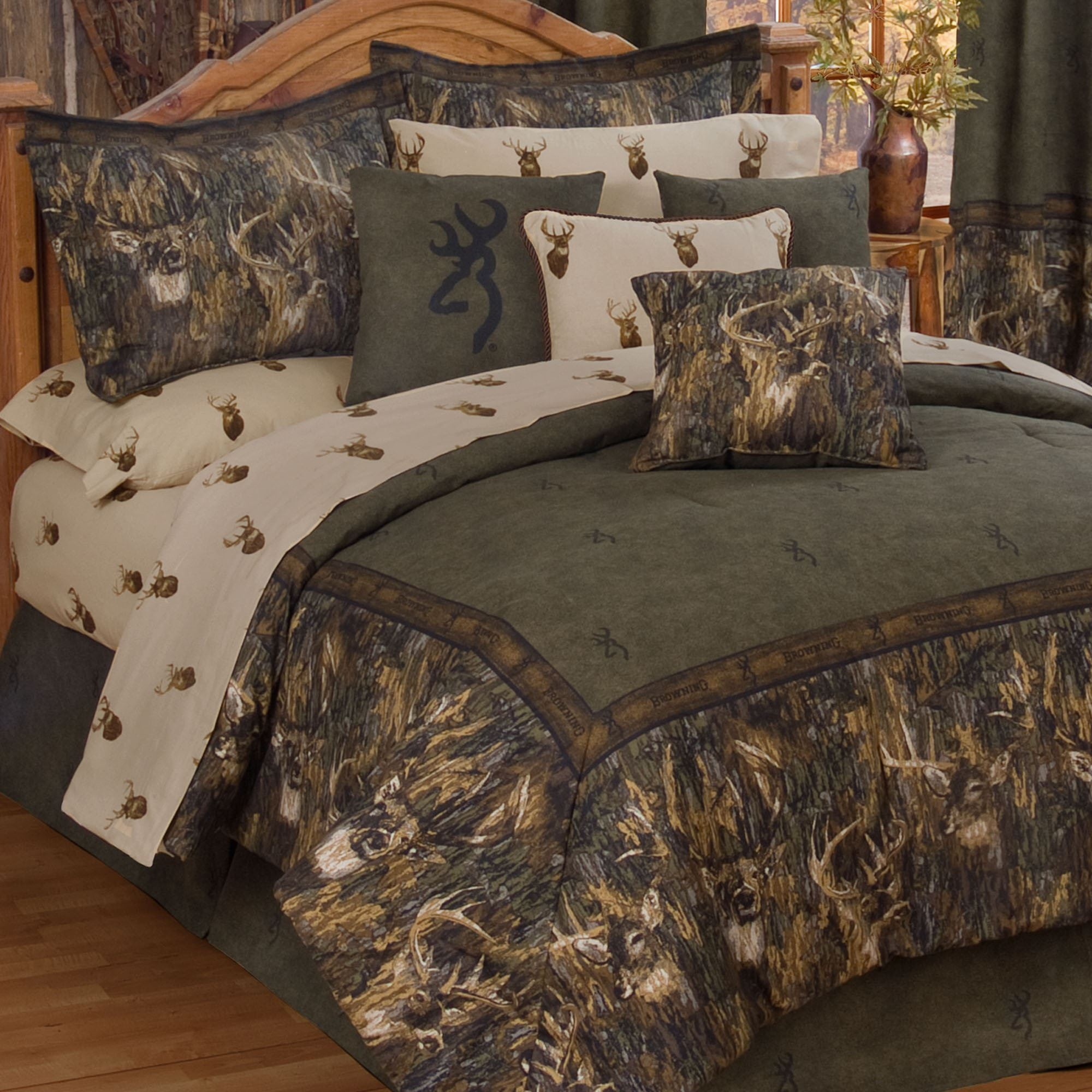 set comforter bed yhst bone camo size queen camouflage sets collector trading bedding