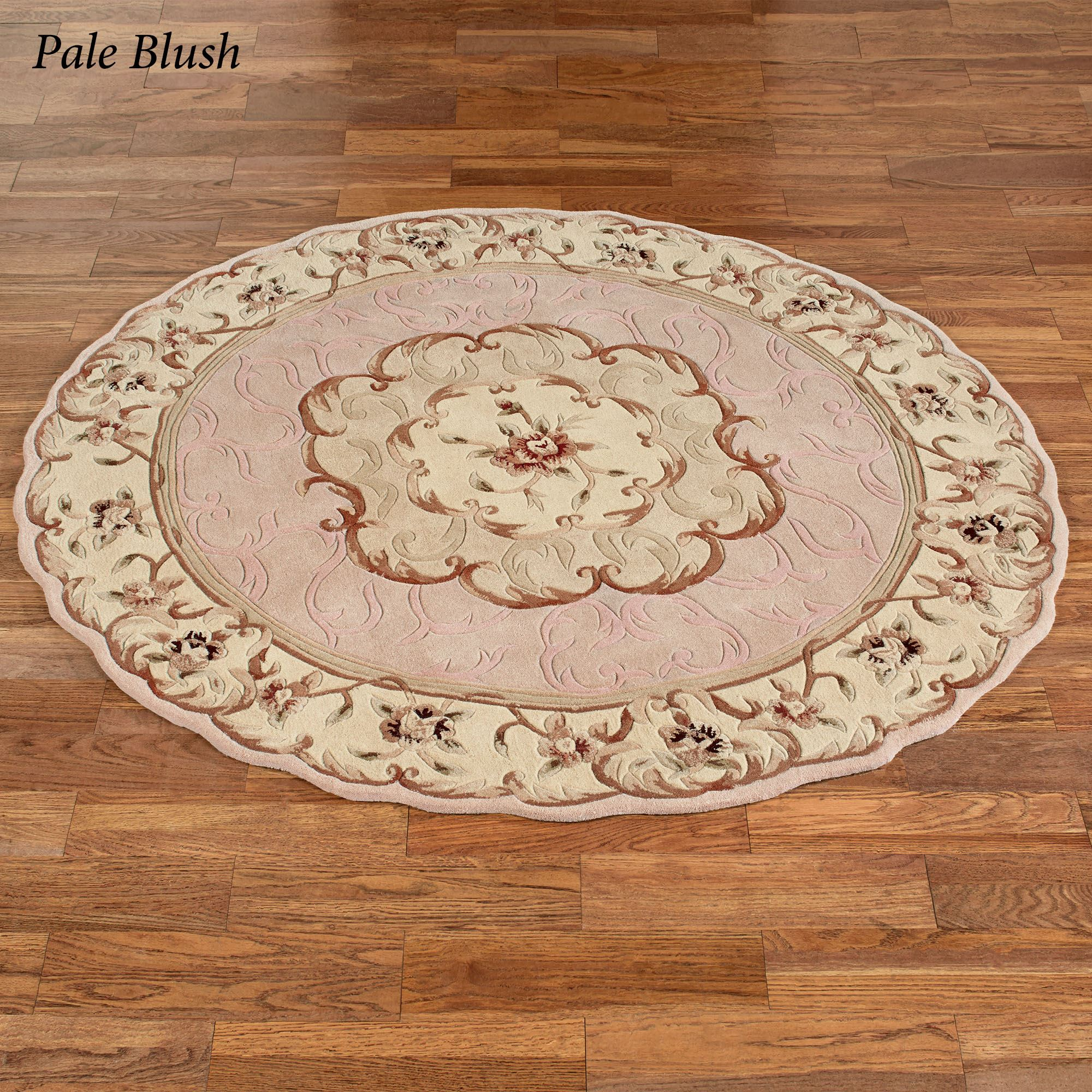West Elm Round Rug Amazing Area Rug Best Round Area Rugs: Scalloped Round Rug
