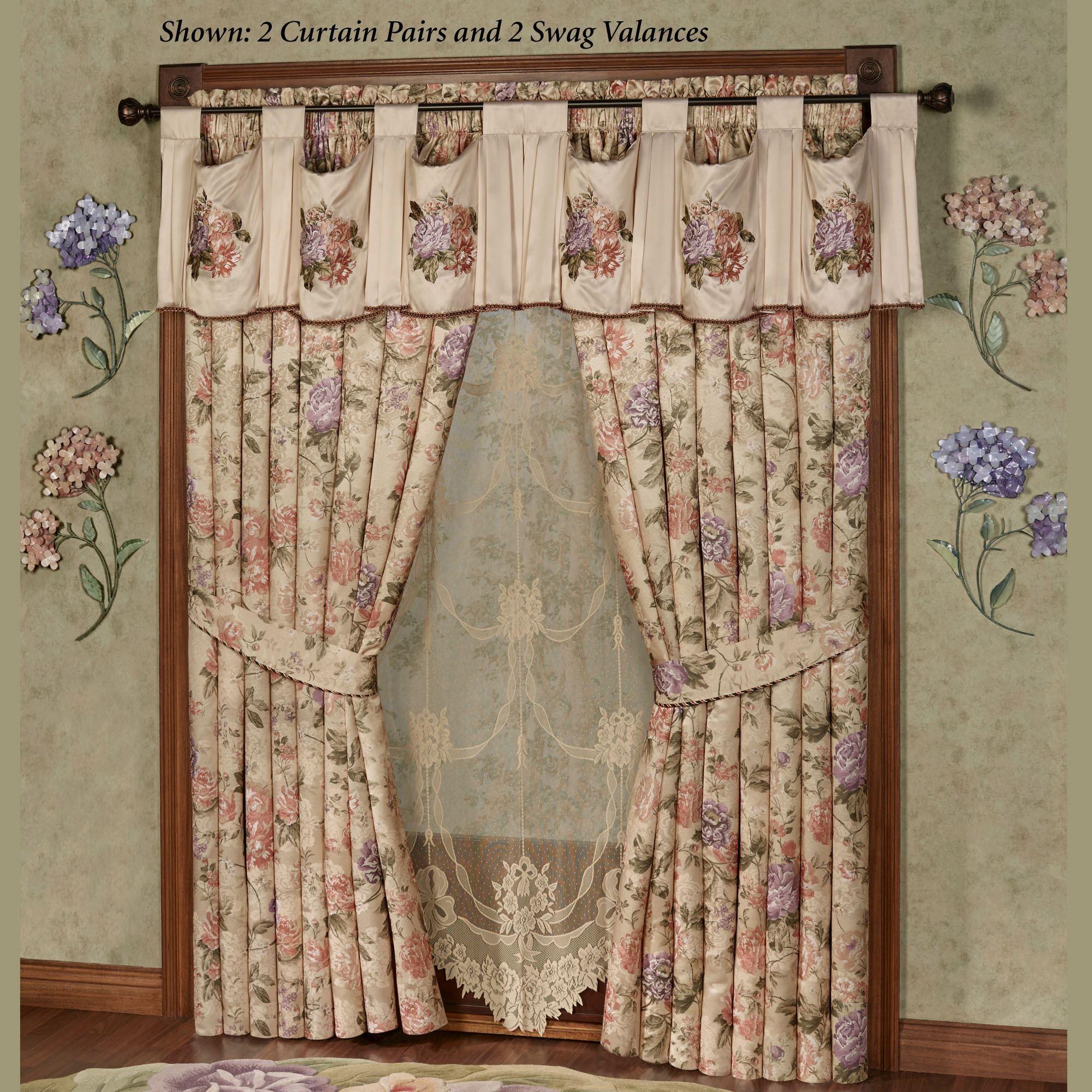 Forever Floral Oversized Bedspread