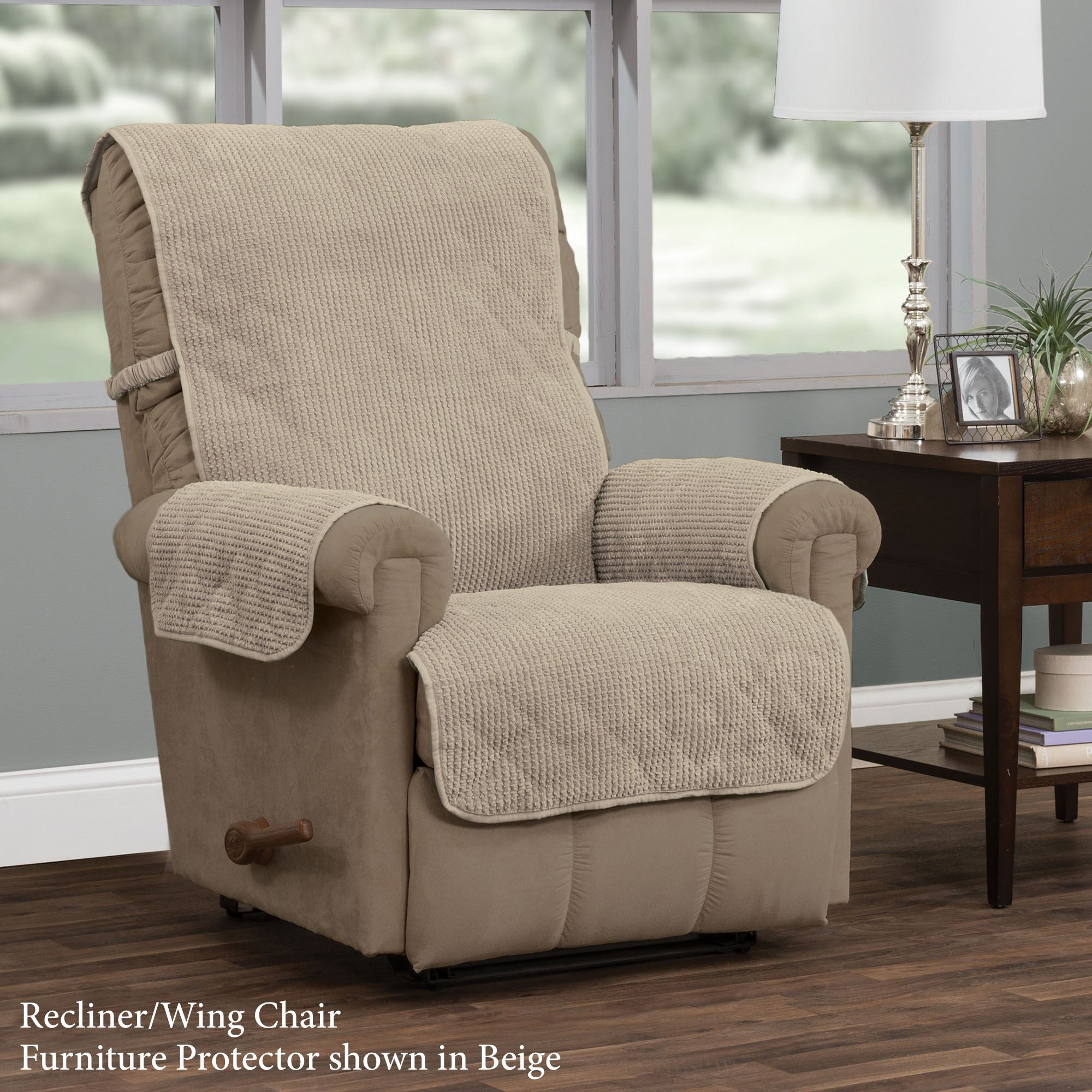 Remington Secure Fit Furniture Protectors With Straps