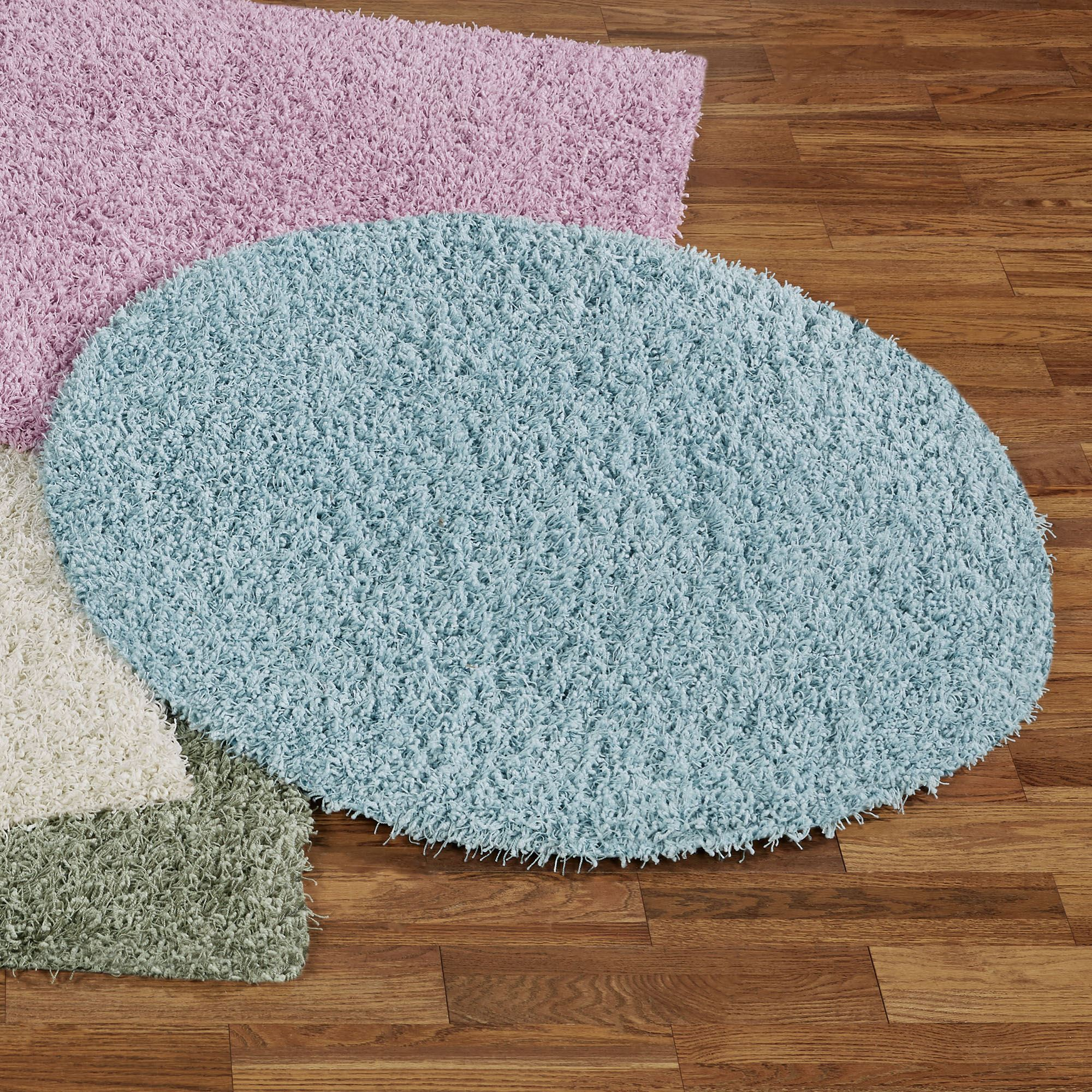 Casual Elegance Round Rugs