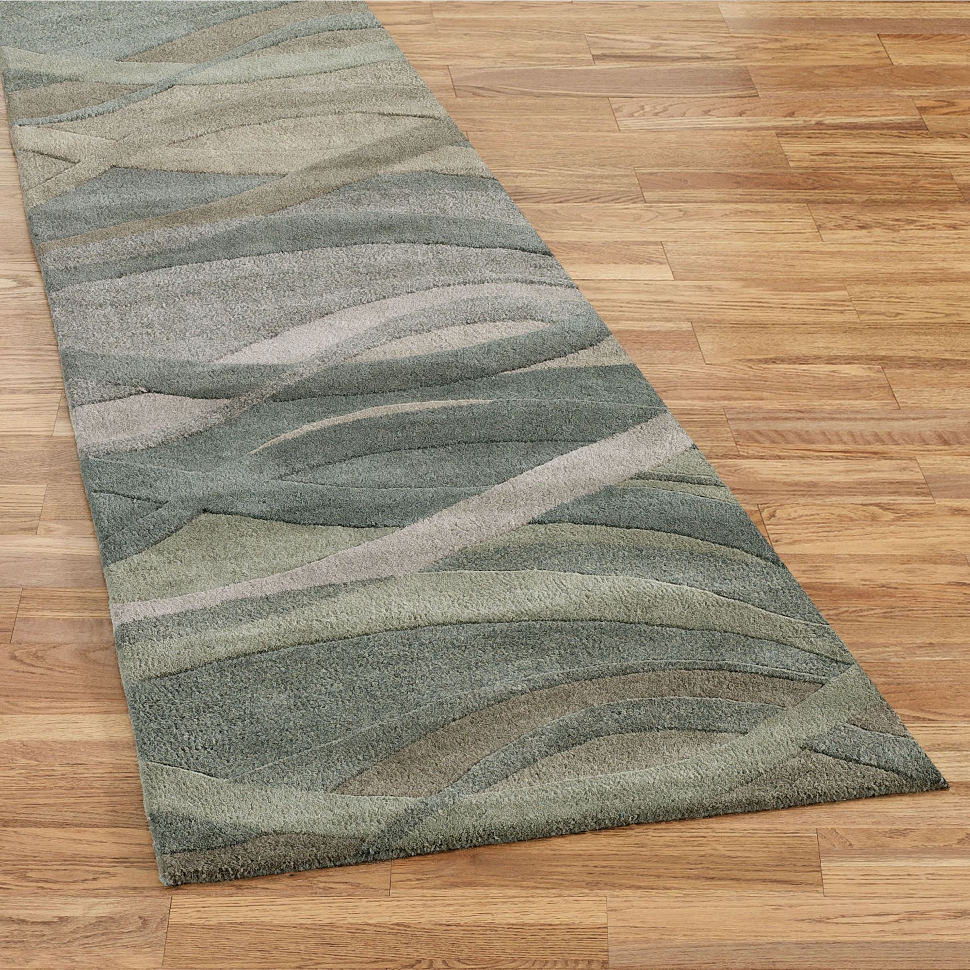 Casanova Wool Abstract Area Rugs