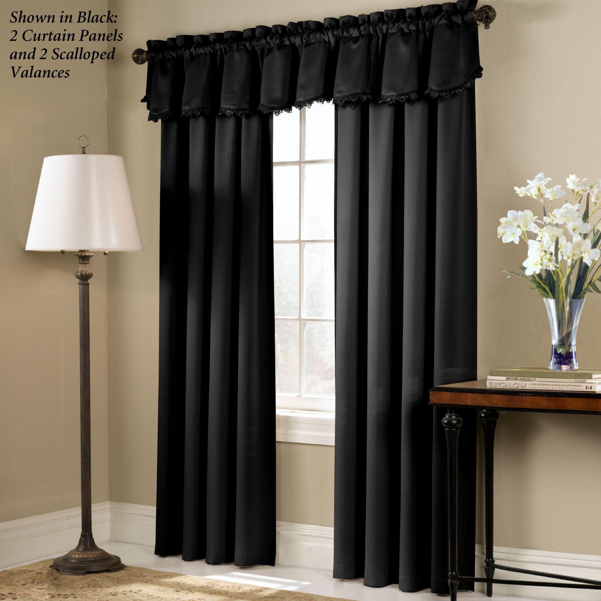 Blackstone Blackout Tailored Curtain Panel
