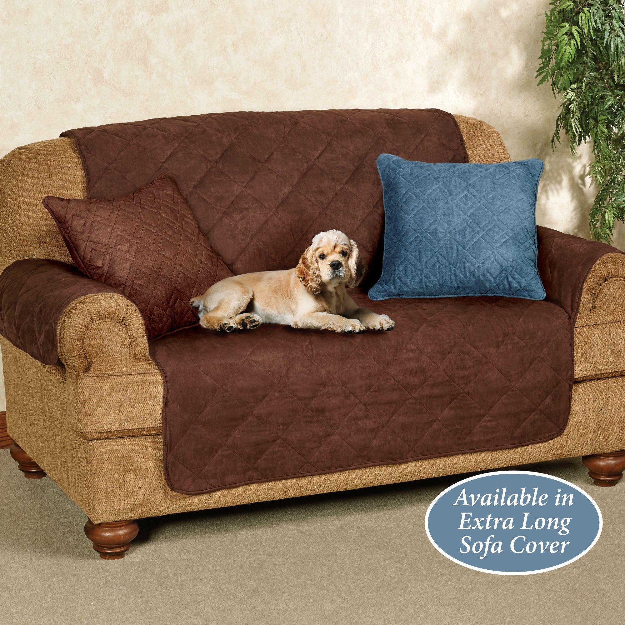 Microfiber Pet Furniture Sofa Cover Sofa