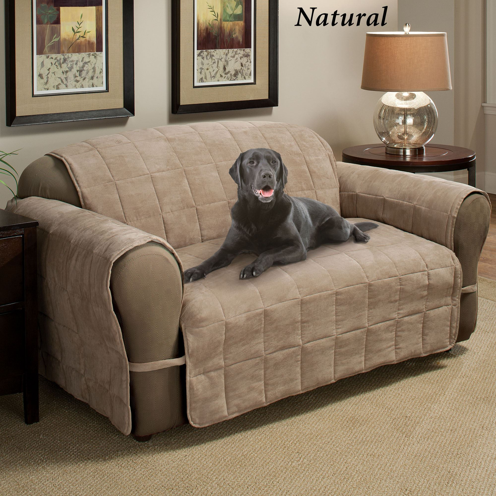 Ultimate Suede Pet Furniture Sofa Cover