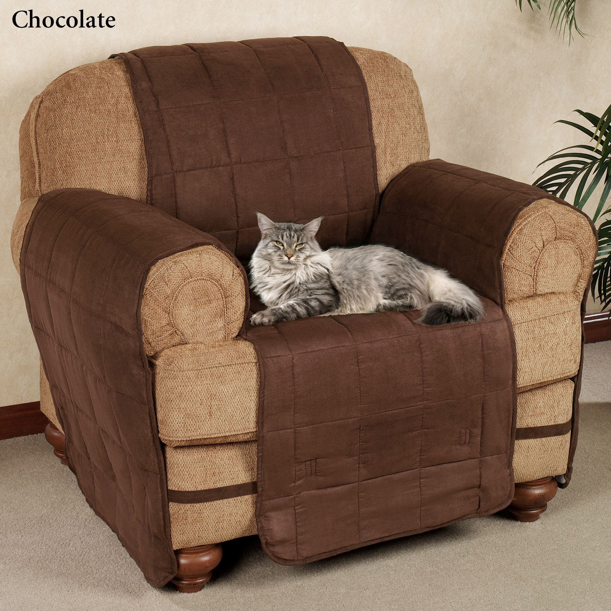 Ultimate Pet Furniture Protectors With Straps