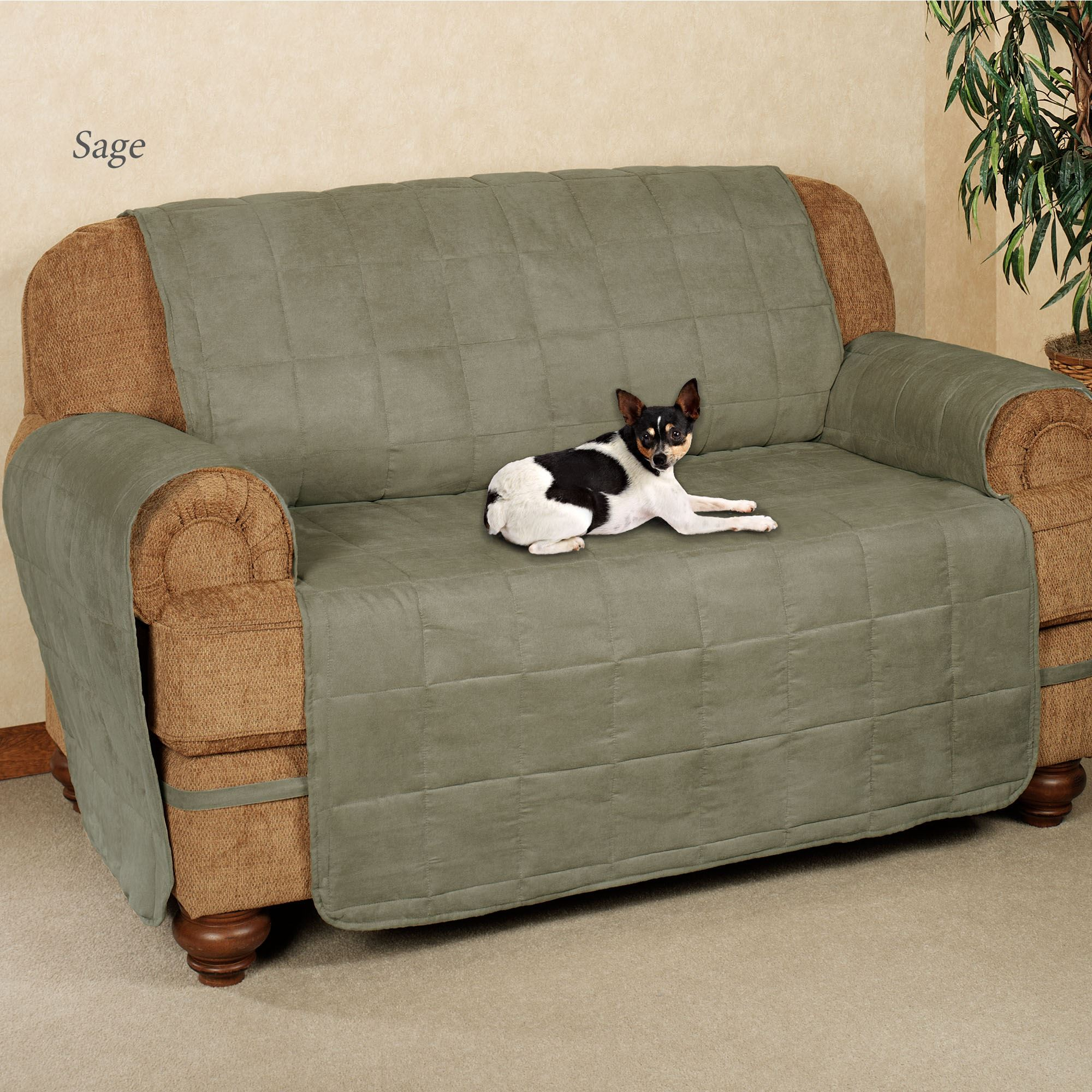 Superieur Ultimate Pet Furniture Loveseat Cover
