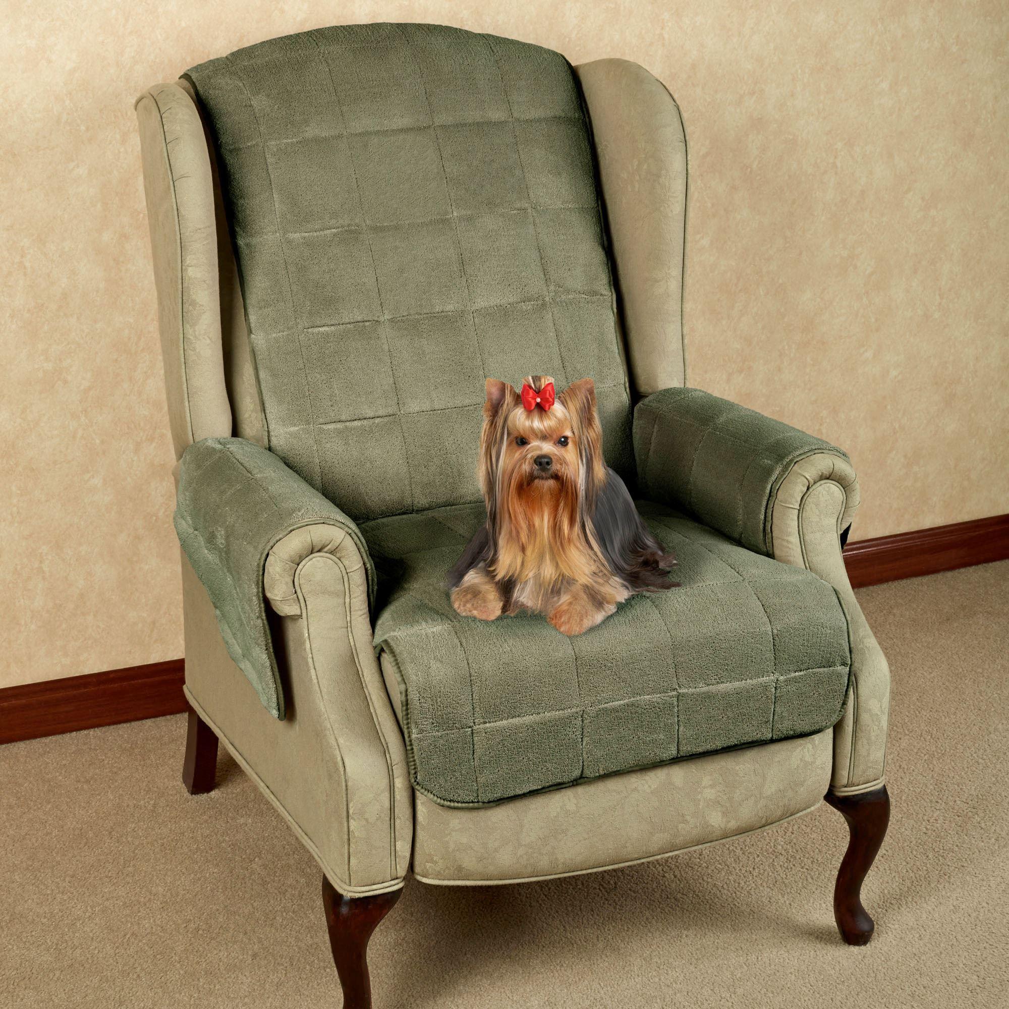 Enjoyable Microplush Pet Furniture Covers With Longer Back Flap Machost Co Dining Chair Design Ideas Machostcouk