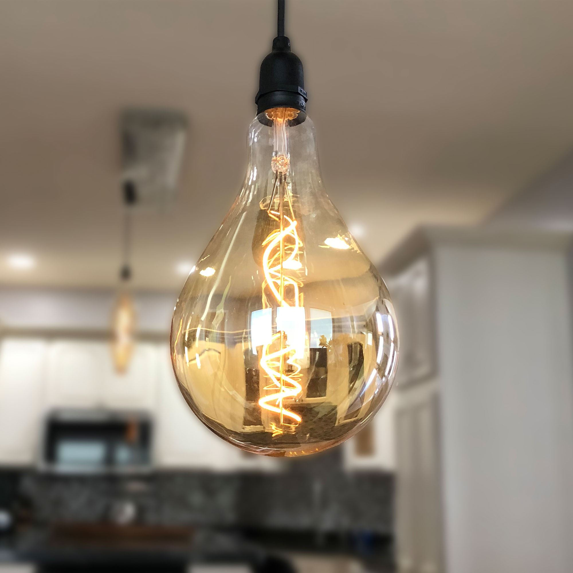Clic Vintage Led Hanging Light
