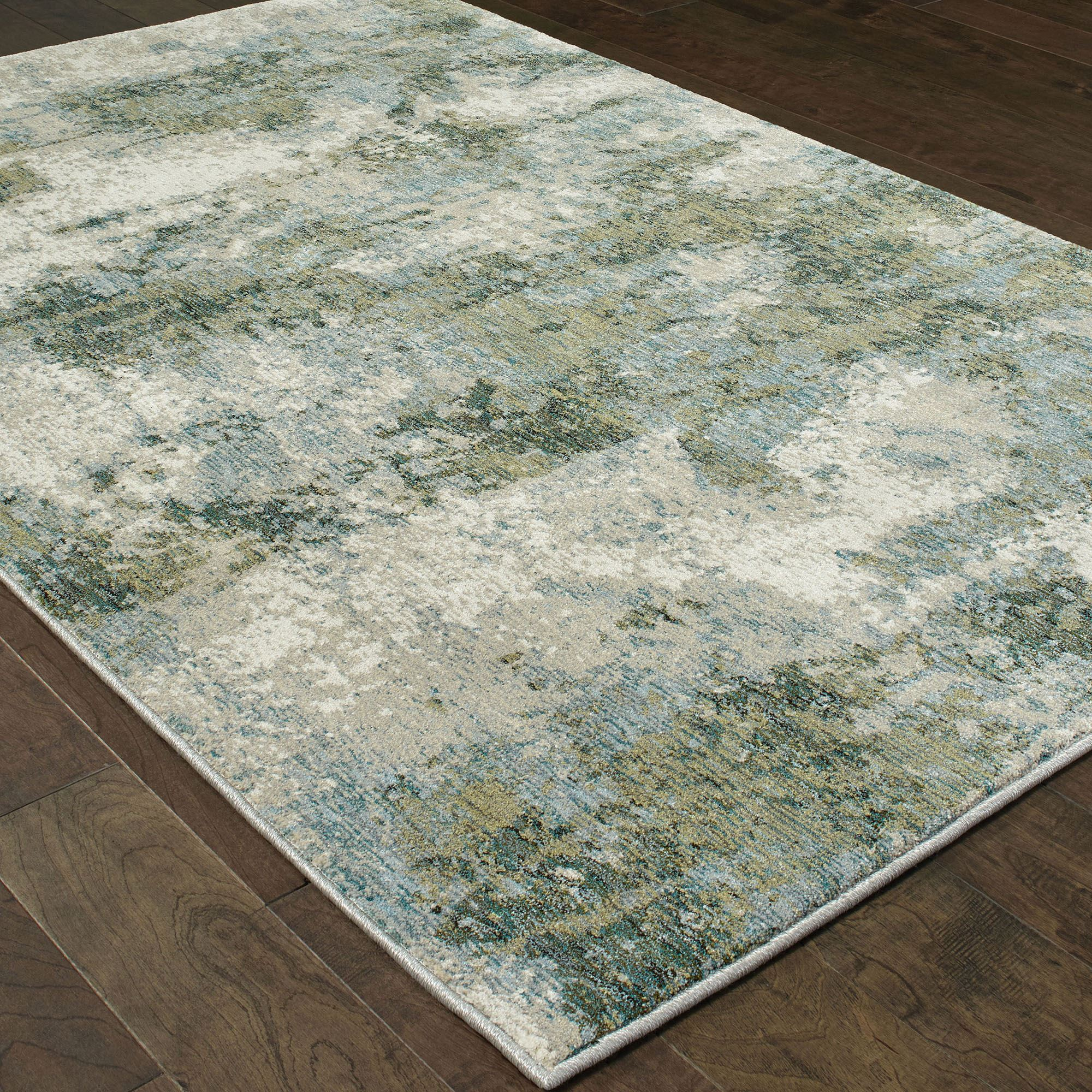 Absalom Abstract Area Rugs