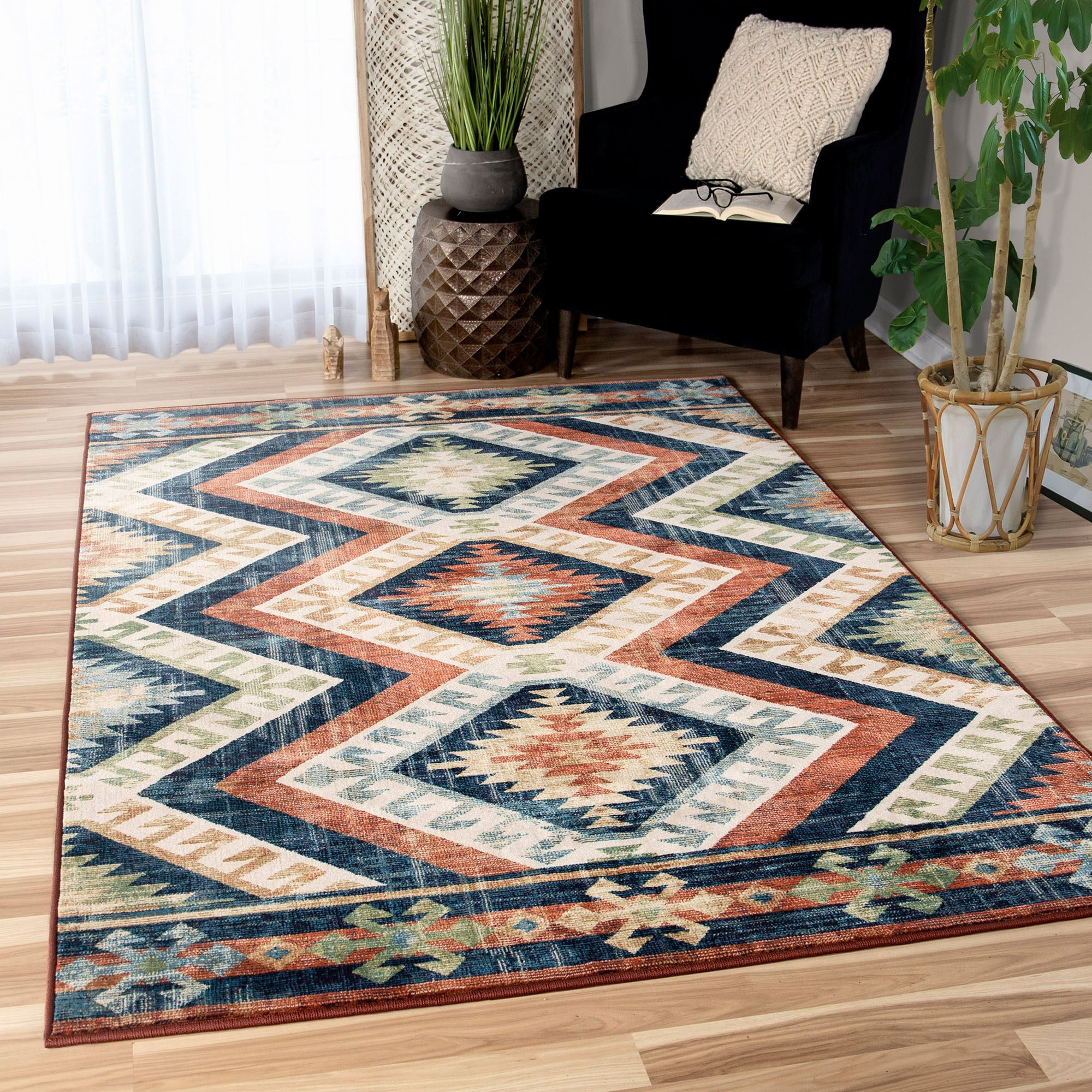 Salford Southwest Area Rugs