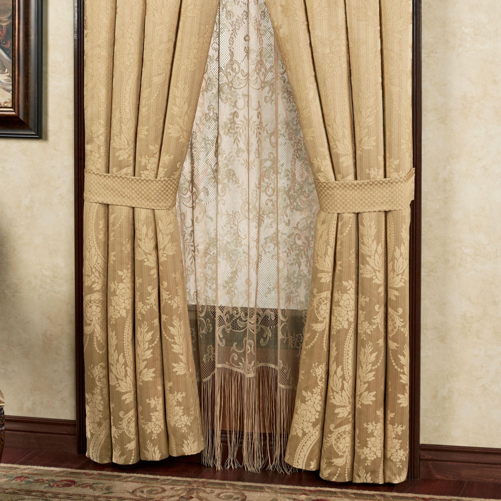 Corsica Gold Comforter Bedding