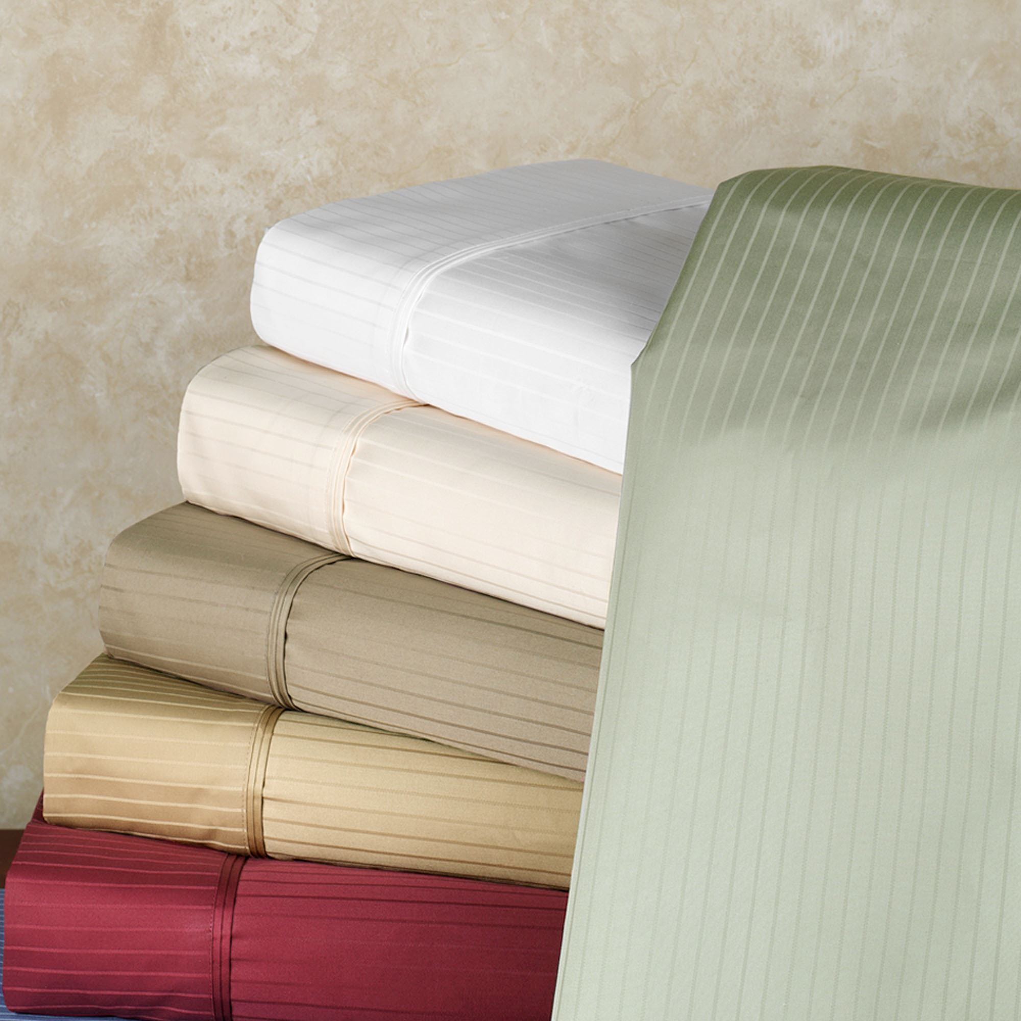 Bed Sheets and Sheet Sets | Touch of Class