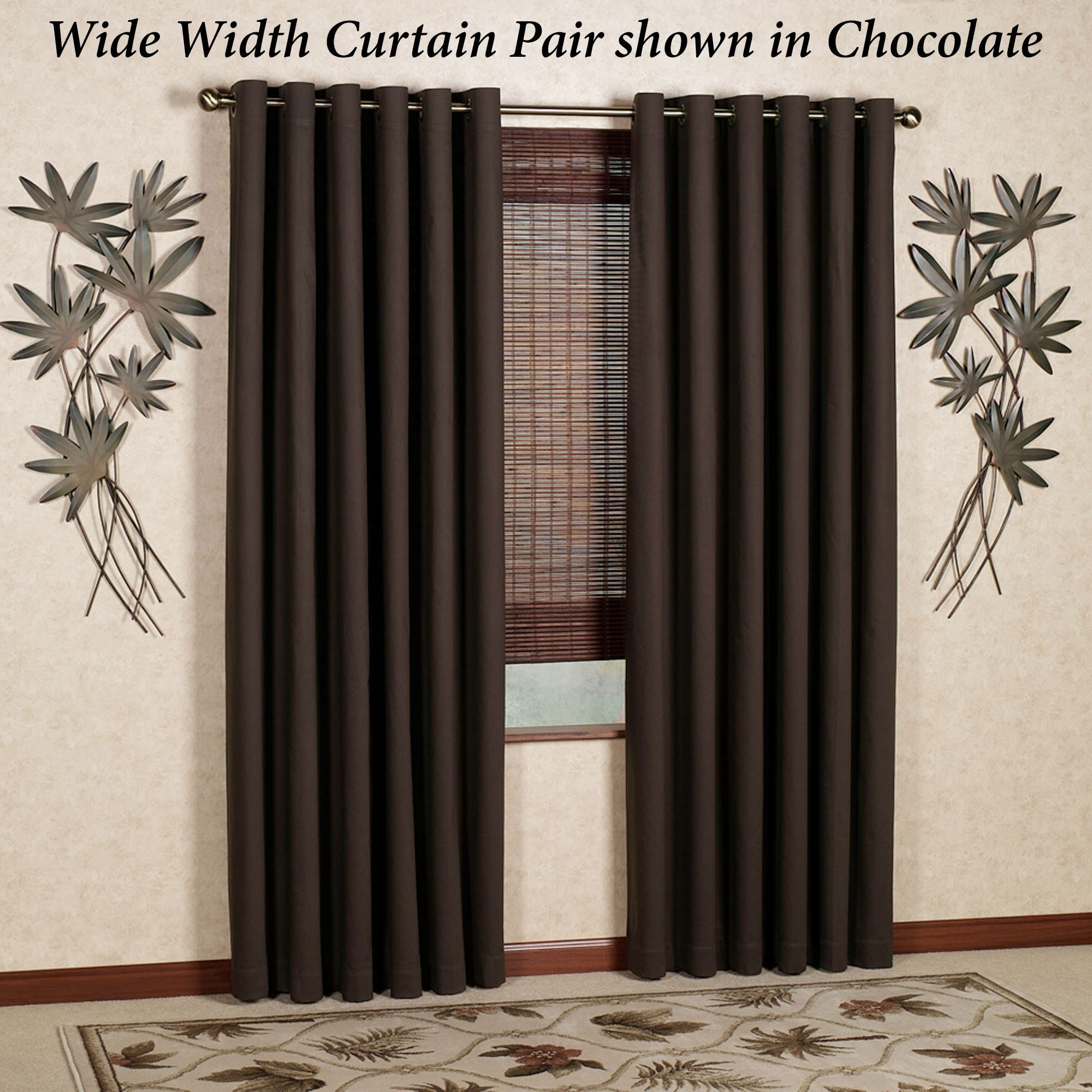 custom extra curtain best roman drapes fancy bedroom wide window and size designs curtains full ideas living of online blackout making room elegant for shades world chocolate decoration
