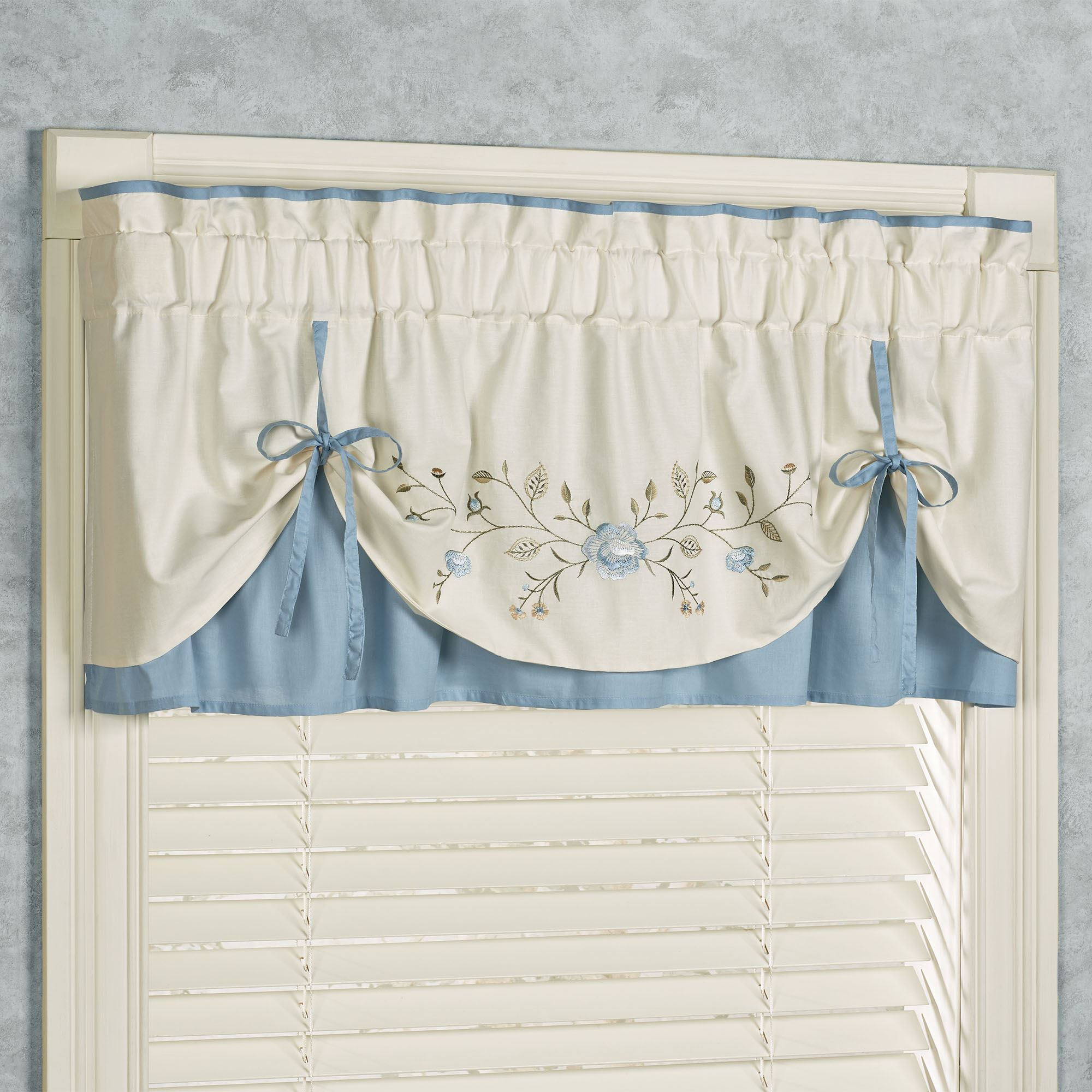 Valances Window Treatments Touch To Zoom