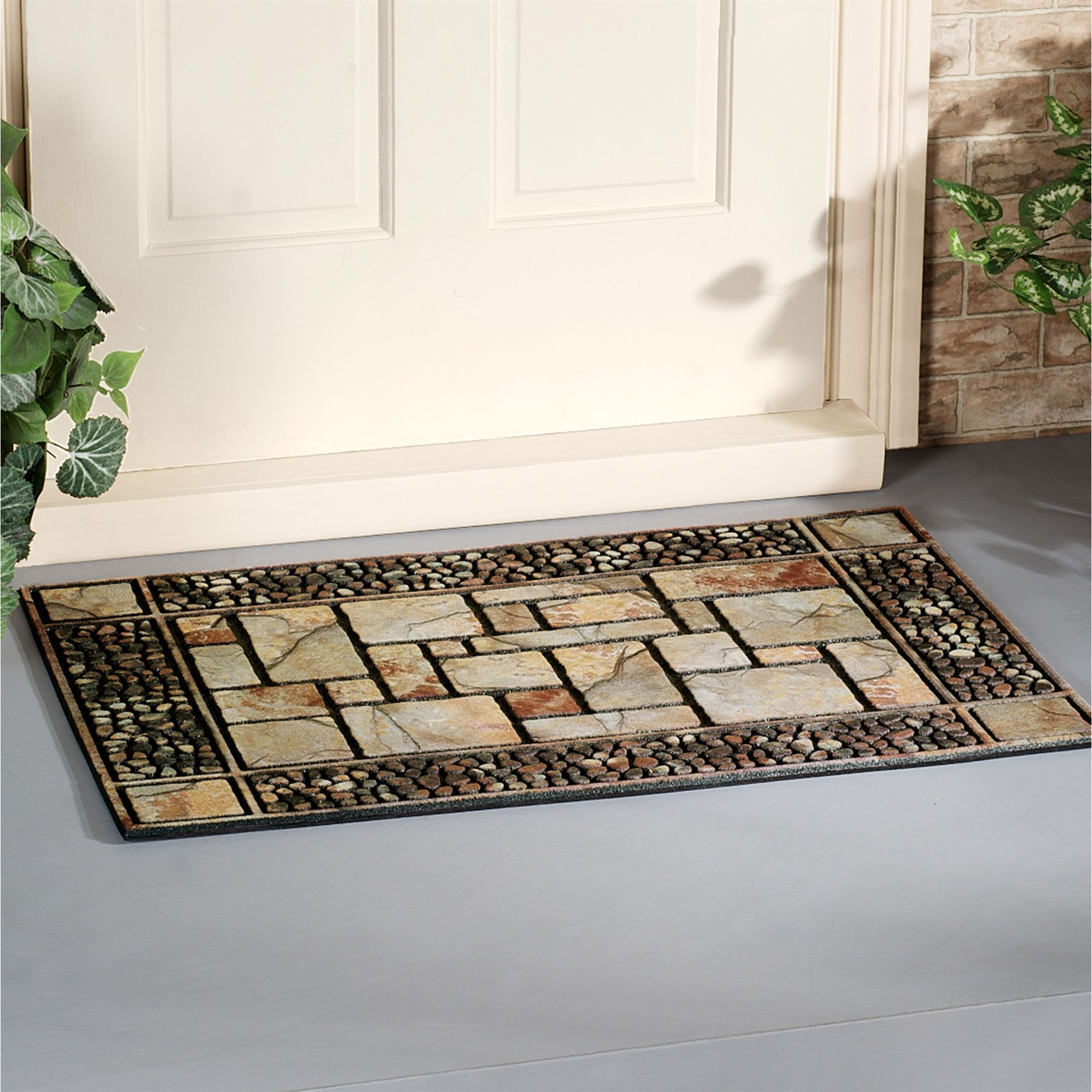 Patio Stone Doormat