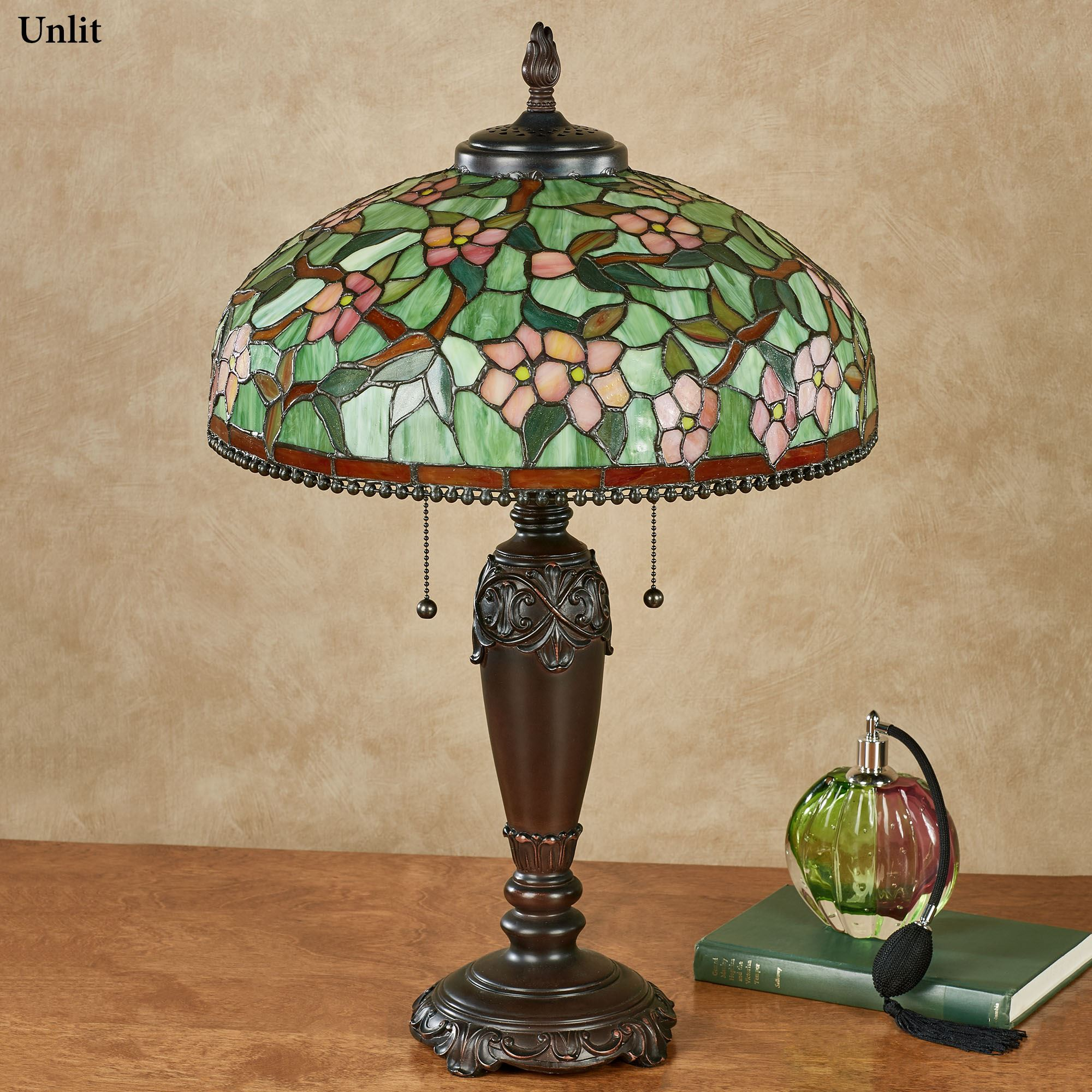 sea productdisplay loris market lamps glass lamp stained salish table