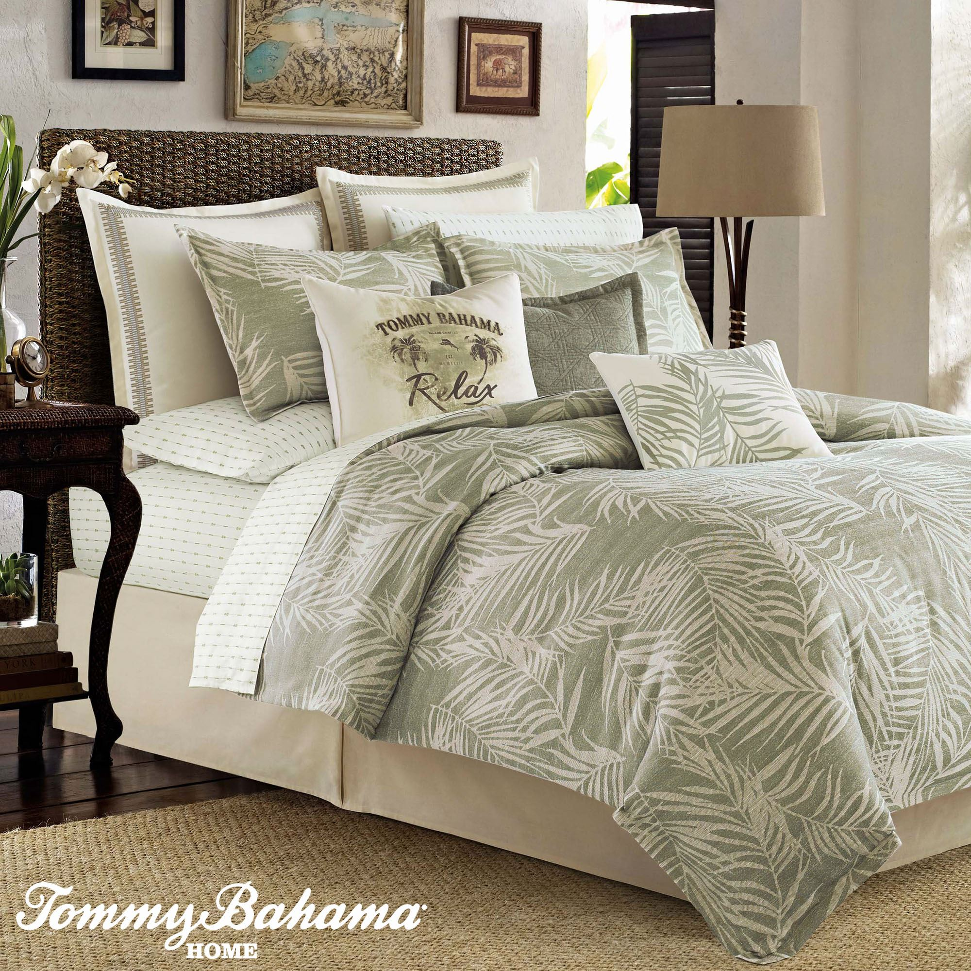 only comp tommy p collection king src dwp desktop bedding zoom layer comforter set bahama belk product of online birds paradise a