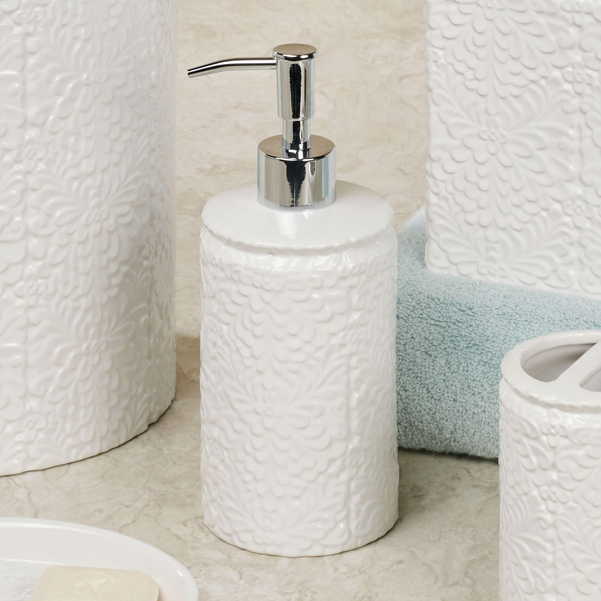 Best white porcelain bathroom accessories ideas bathtub for White toilet accessories