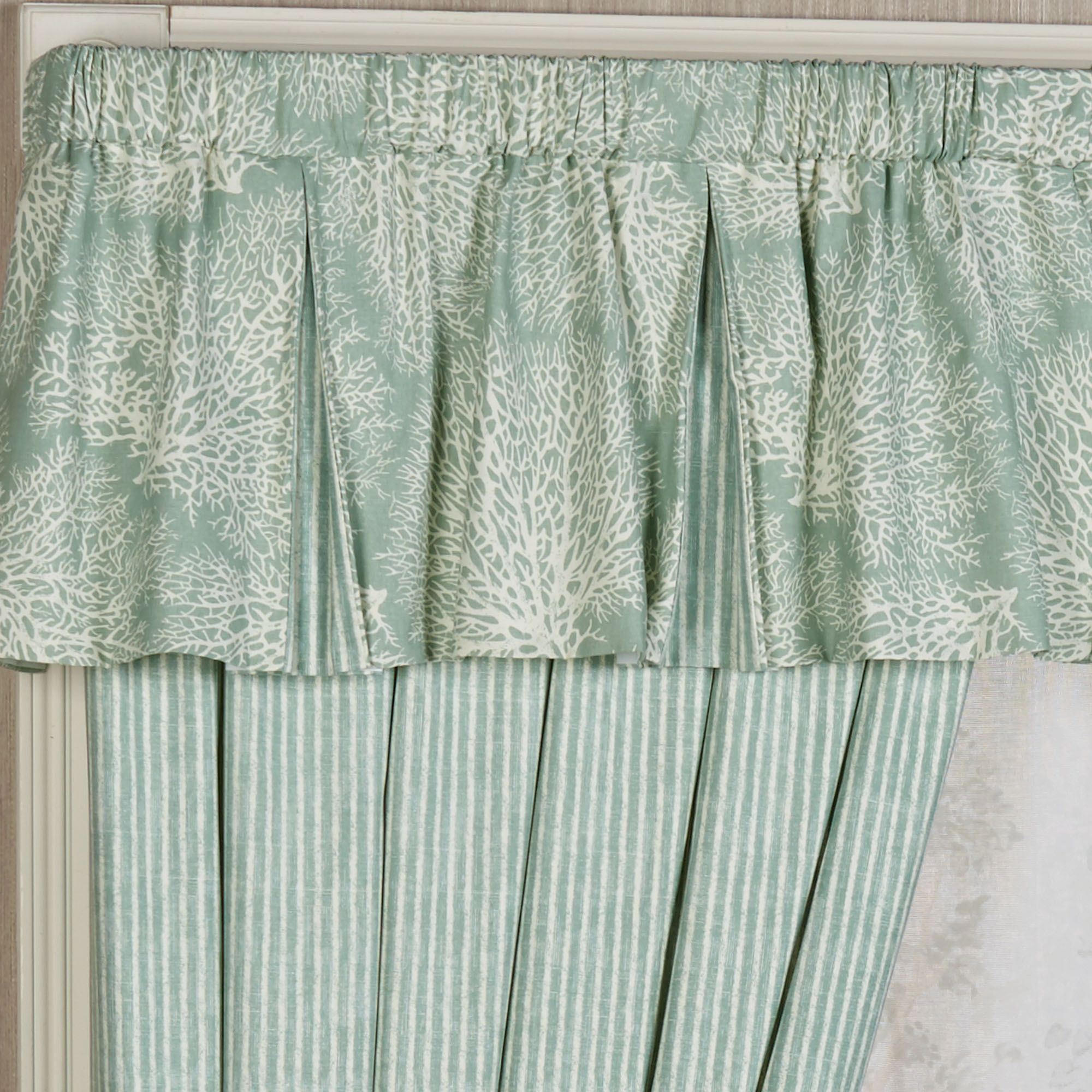 navarre sage valances keyword valance wayfair curtain green