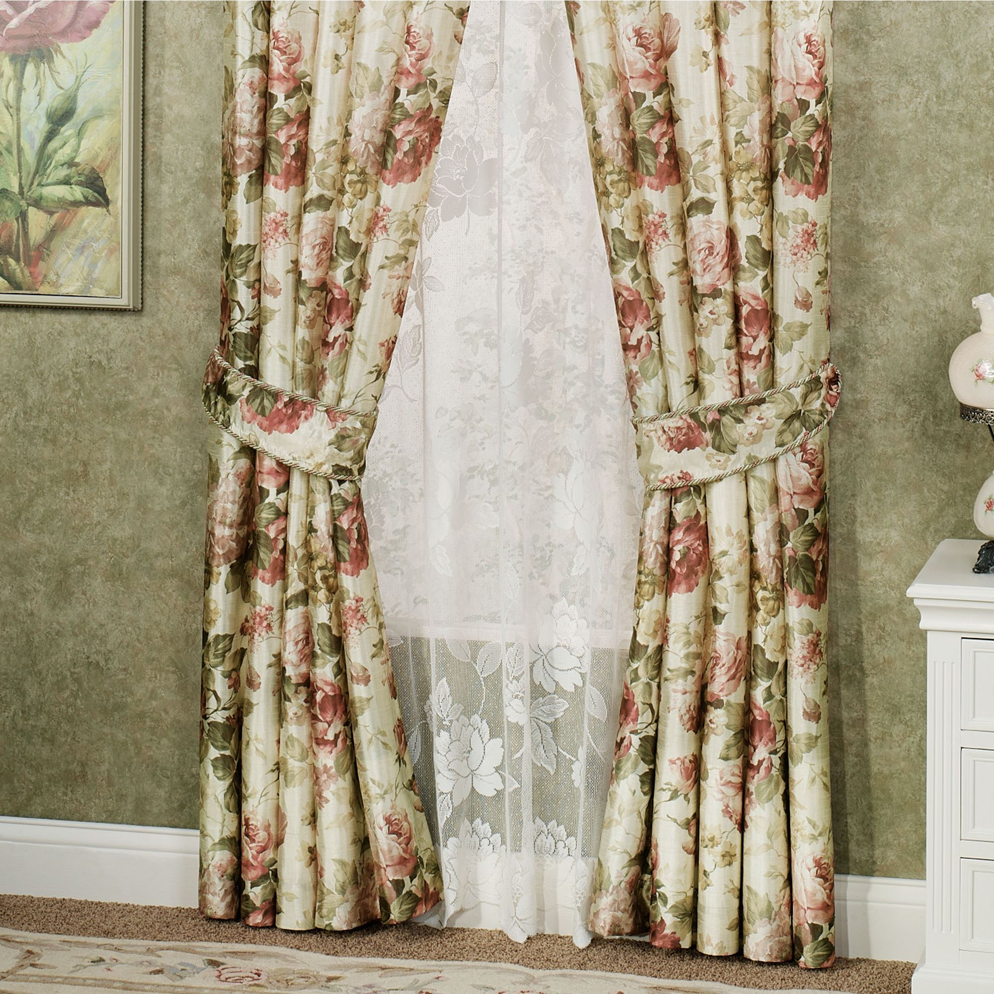 vertical window patterns swag of ideas category living scarf awesome room valance custom for collection blinds treatments