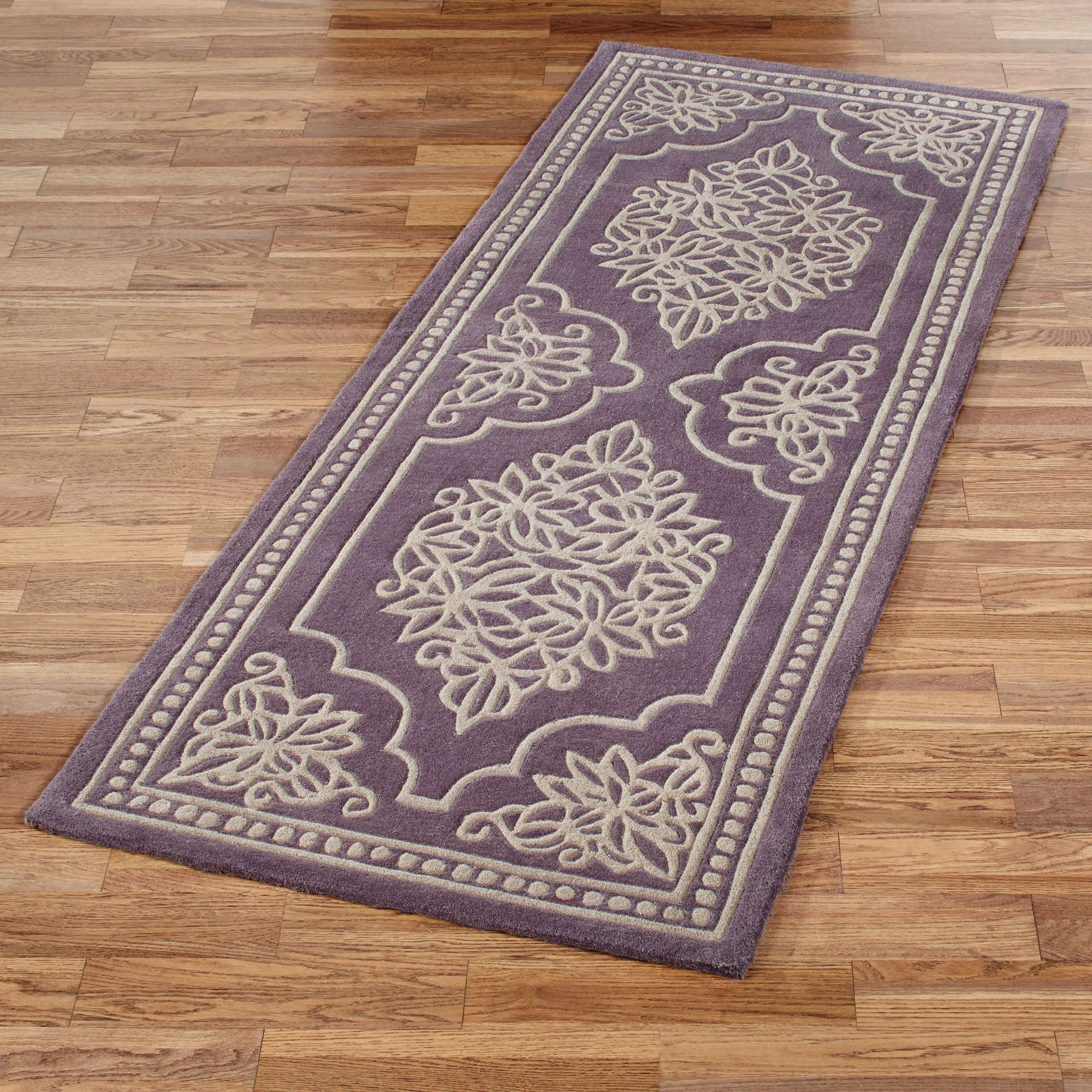 Vintage Lace Area Rugs
