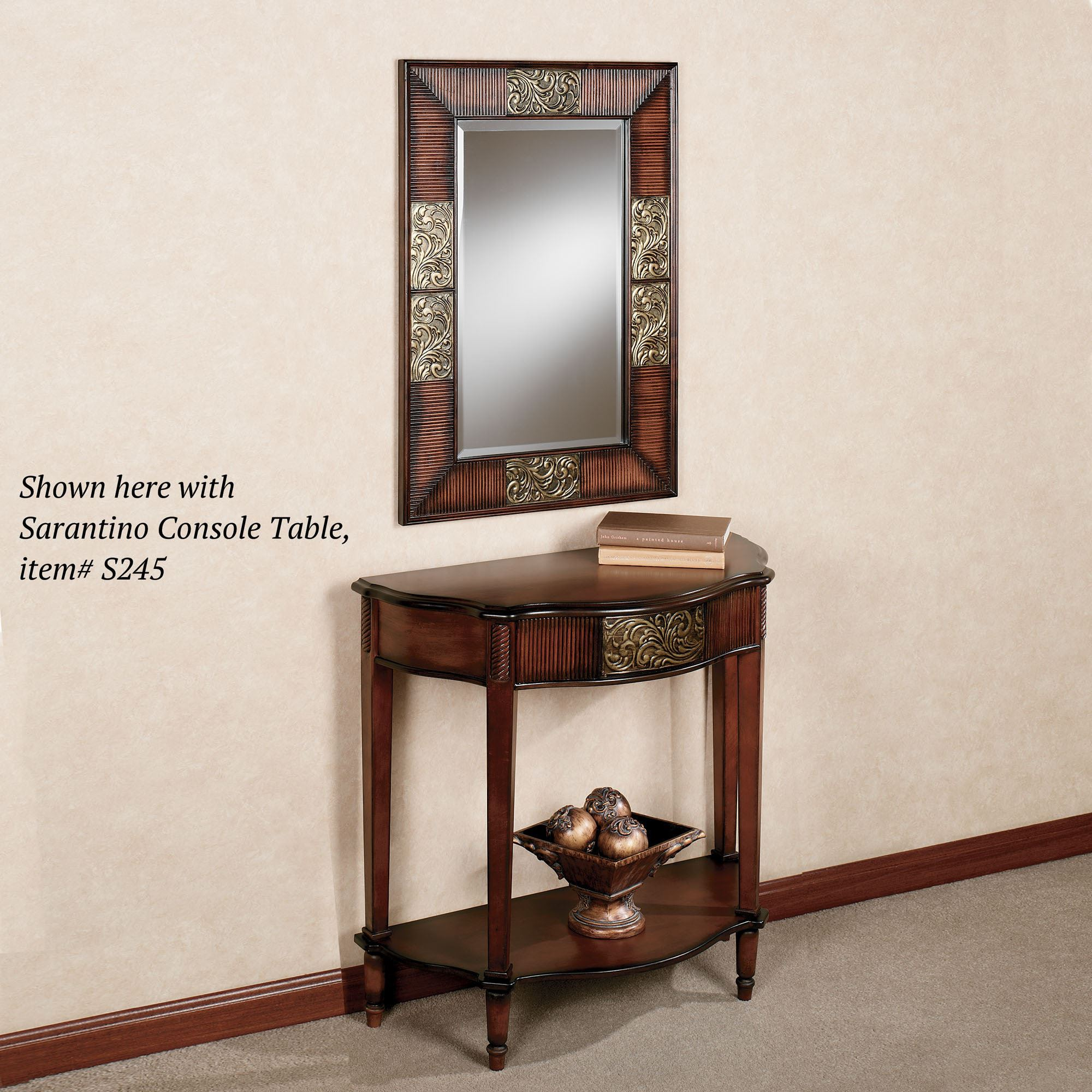 Sarantino Wall Mirror