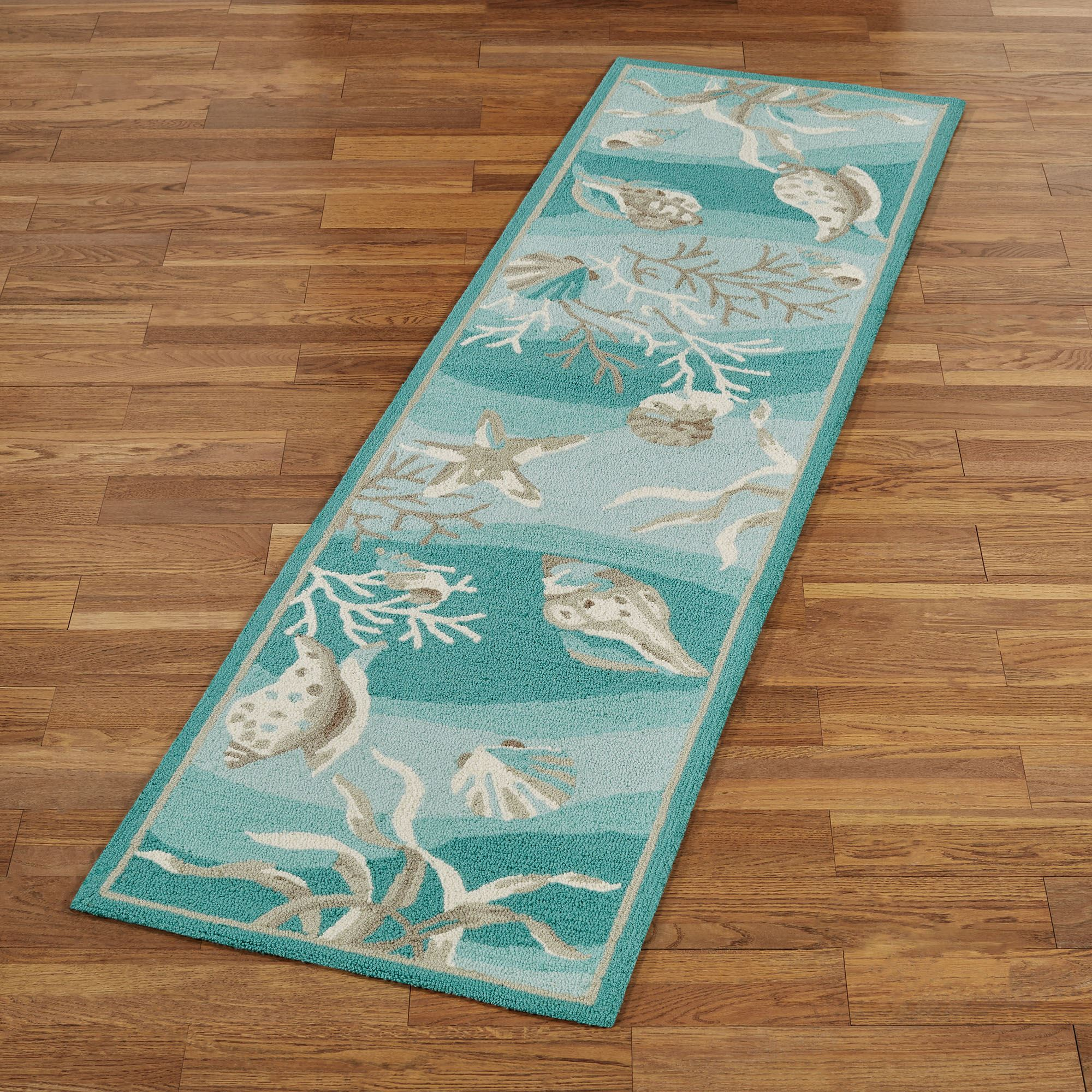 Teal Rug Runner Rugs Ideas