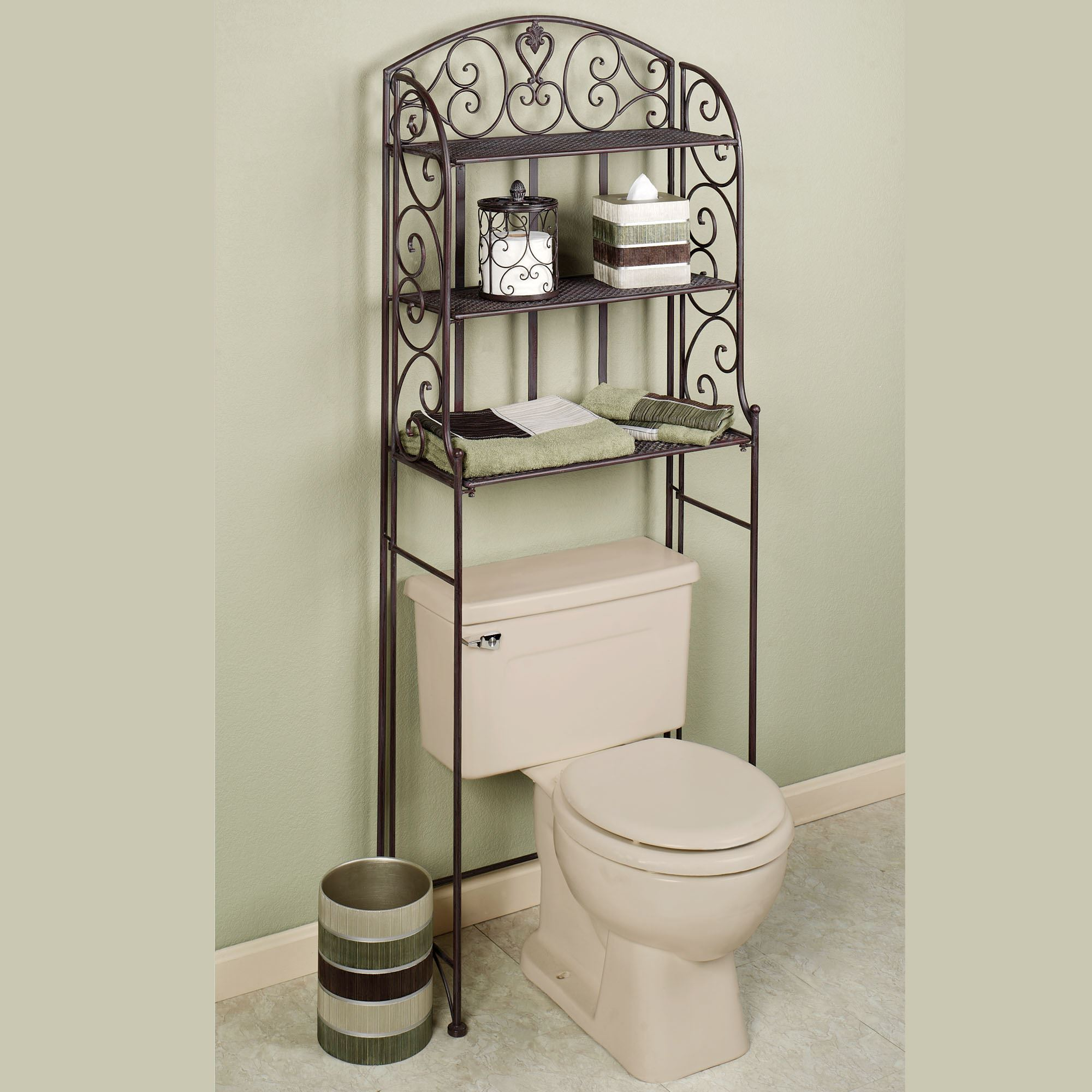 Charmant Aldabella Tuscan Slate Bathroom Space Saver