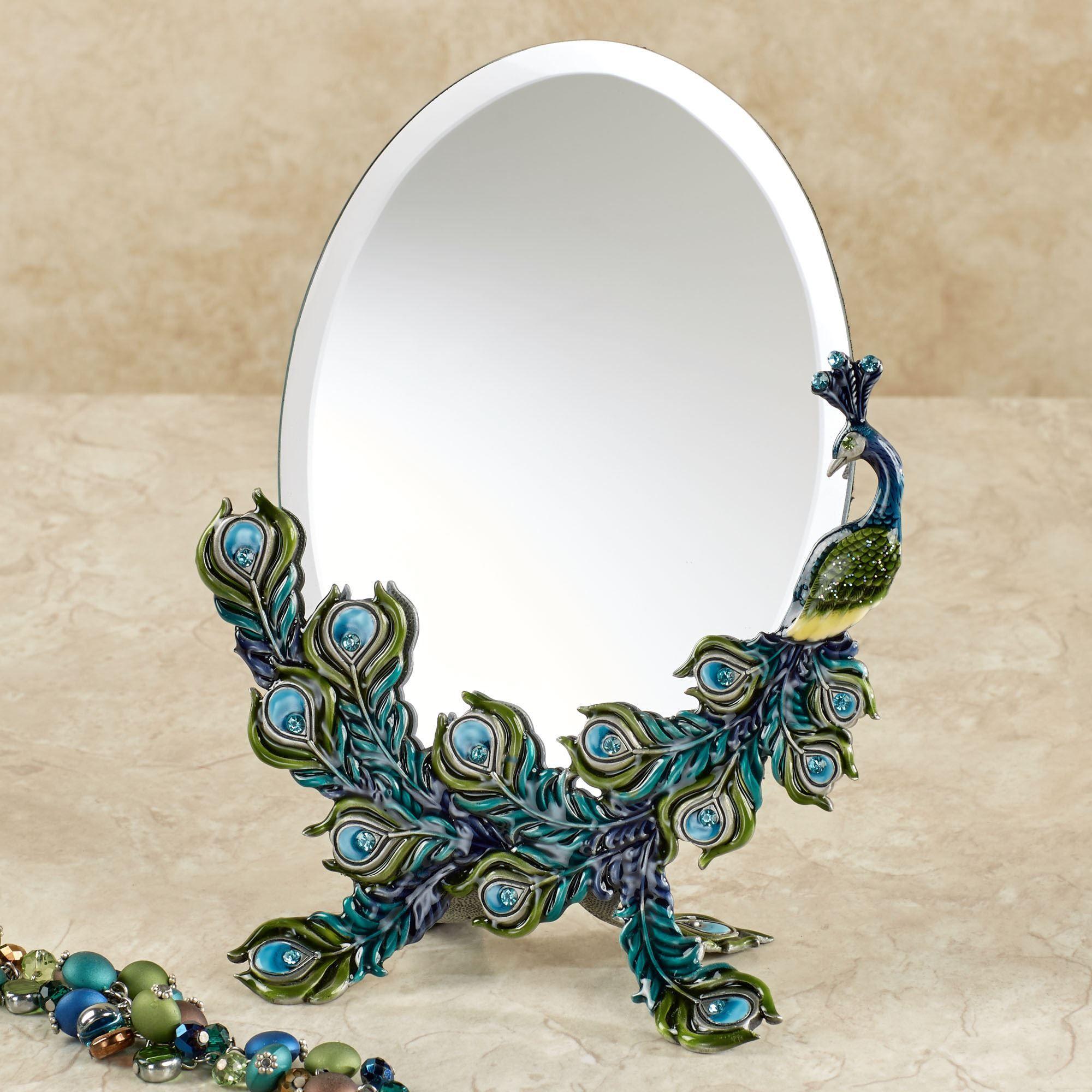 Tabletop Decorative Vanity Mirrors Ideas