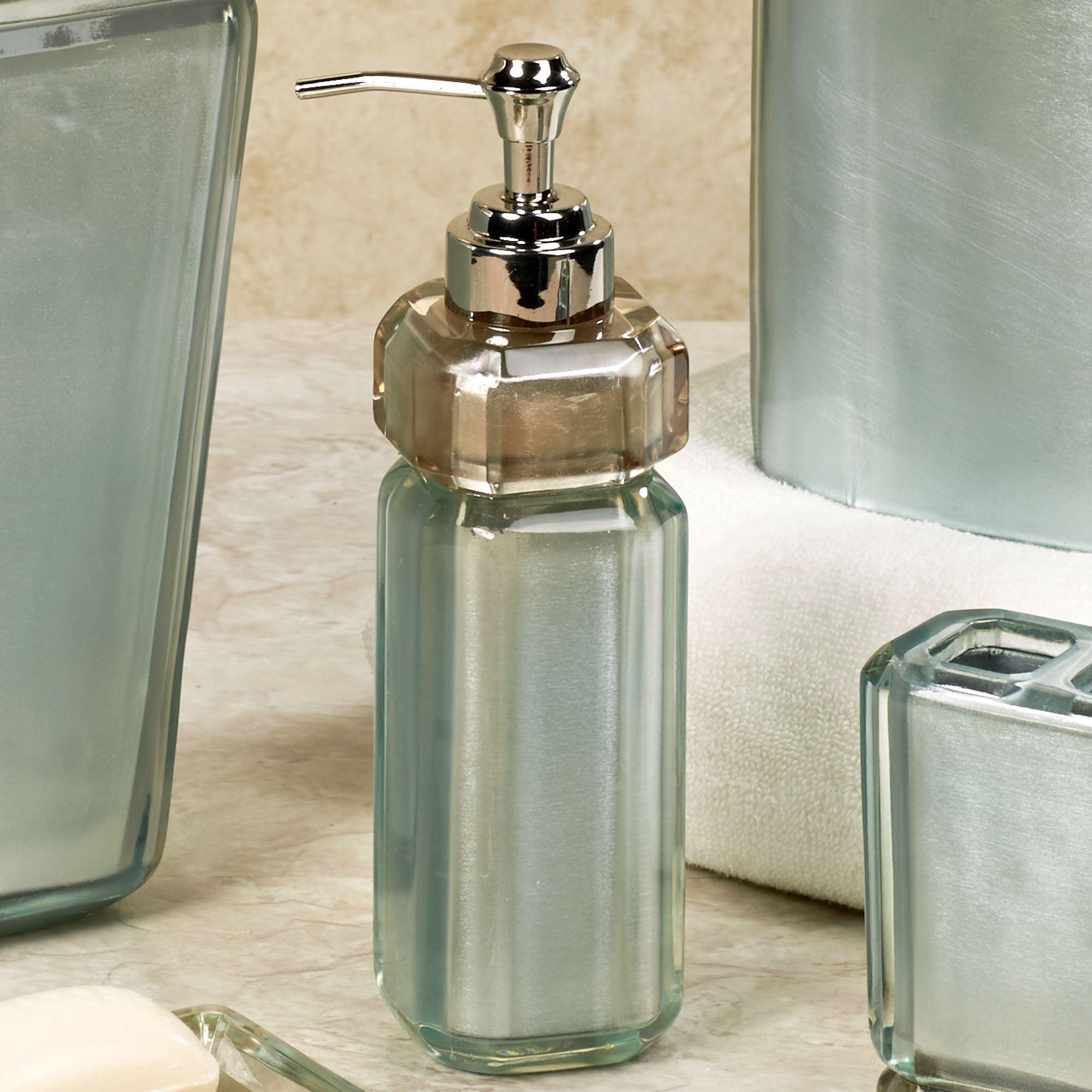 Barron Lotion Soap Dispenser Pale Blue