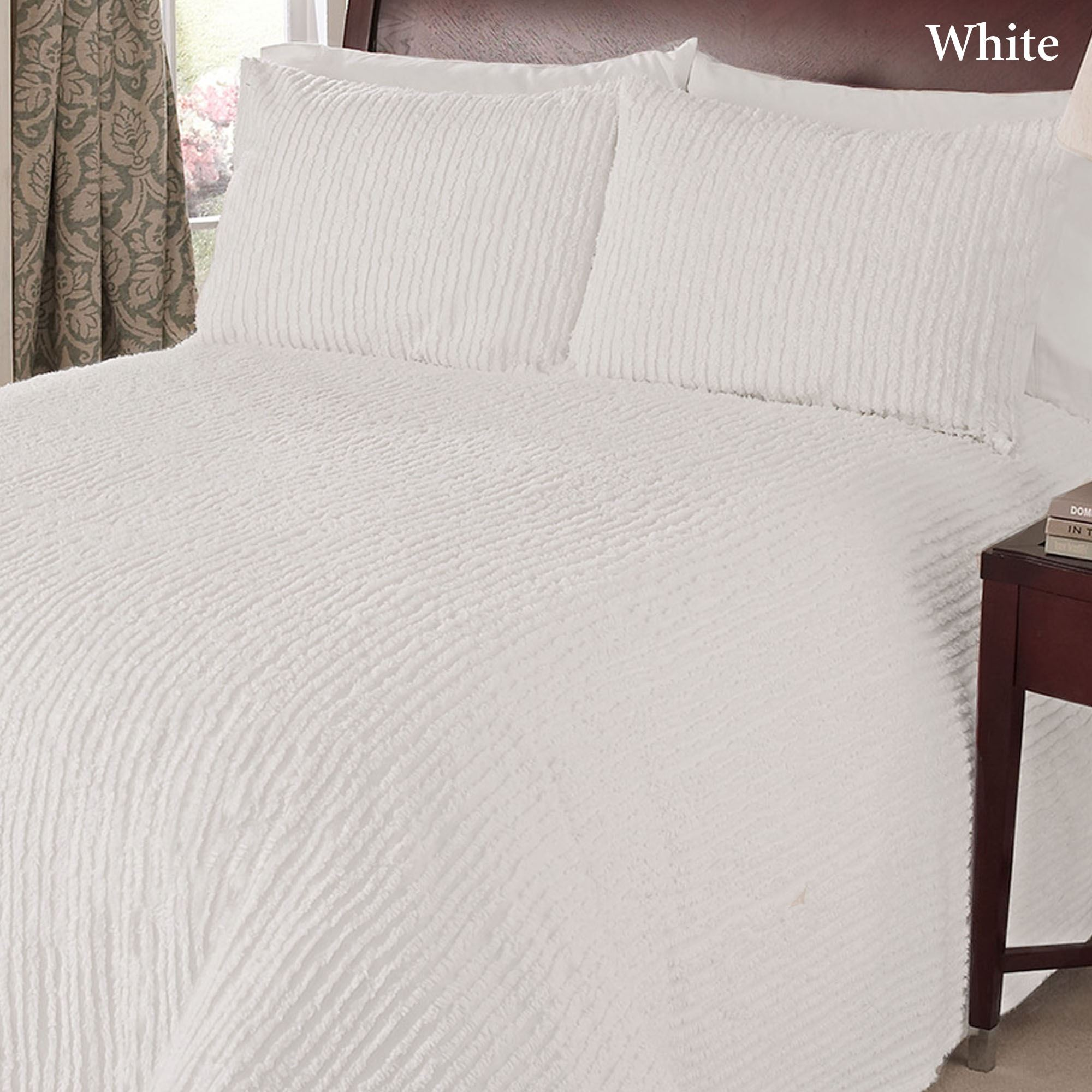 Chenille Bedspreads and Matelasse Bedding Touch of Class