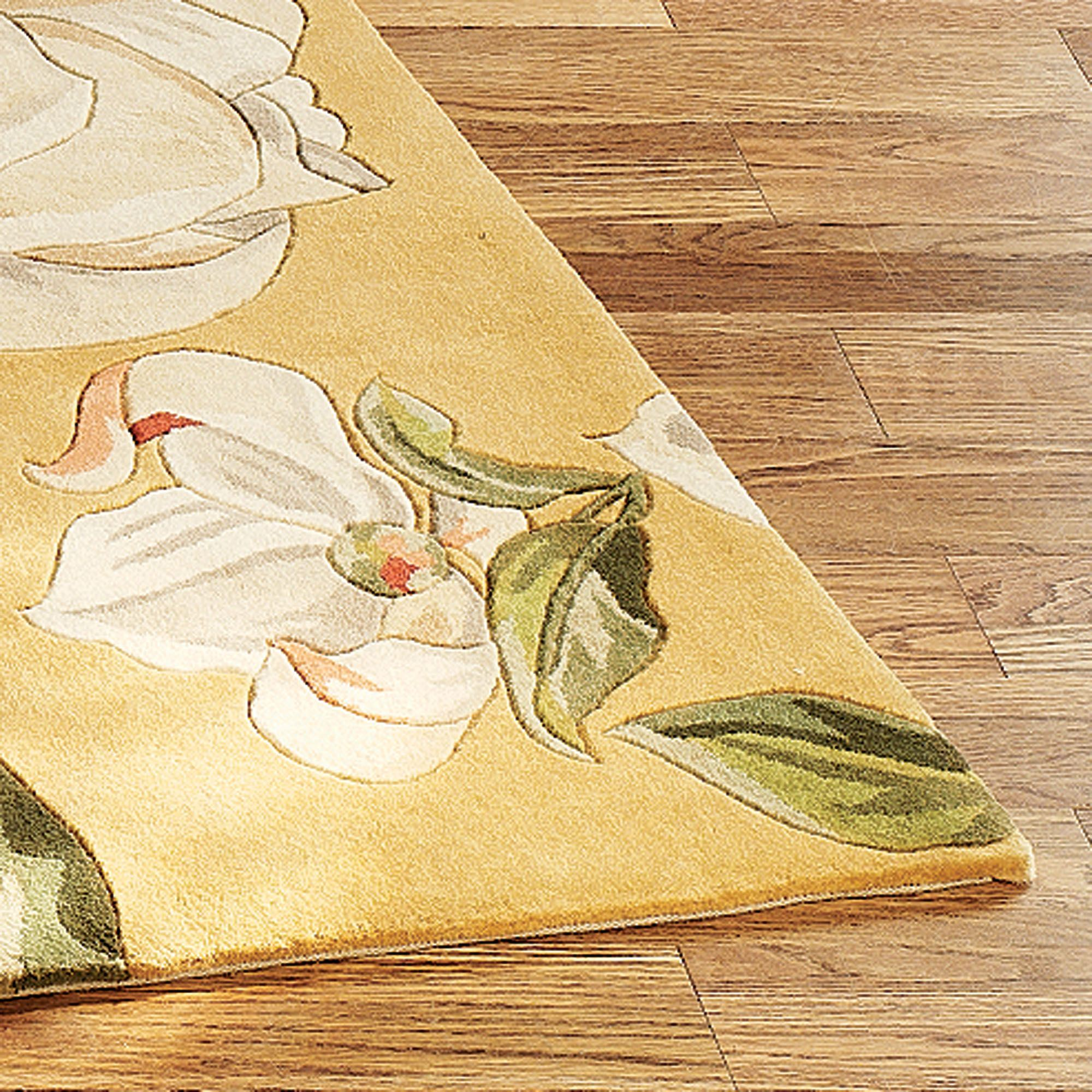 Southern Beauty Magnolia Rug Runner