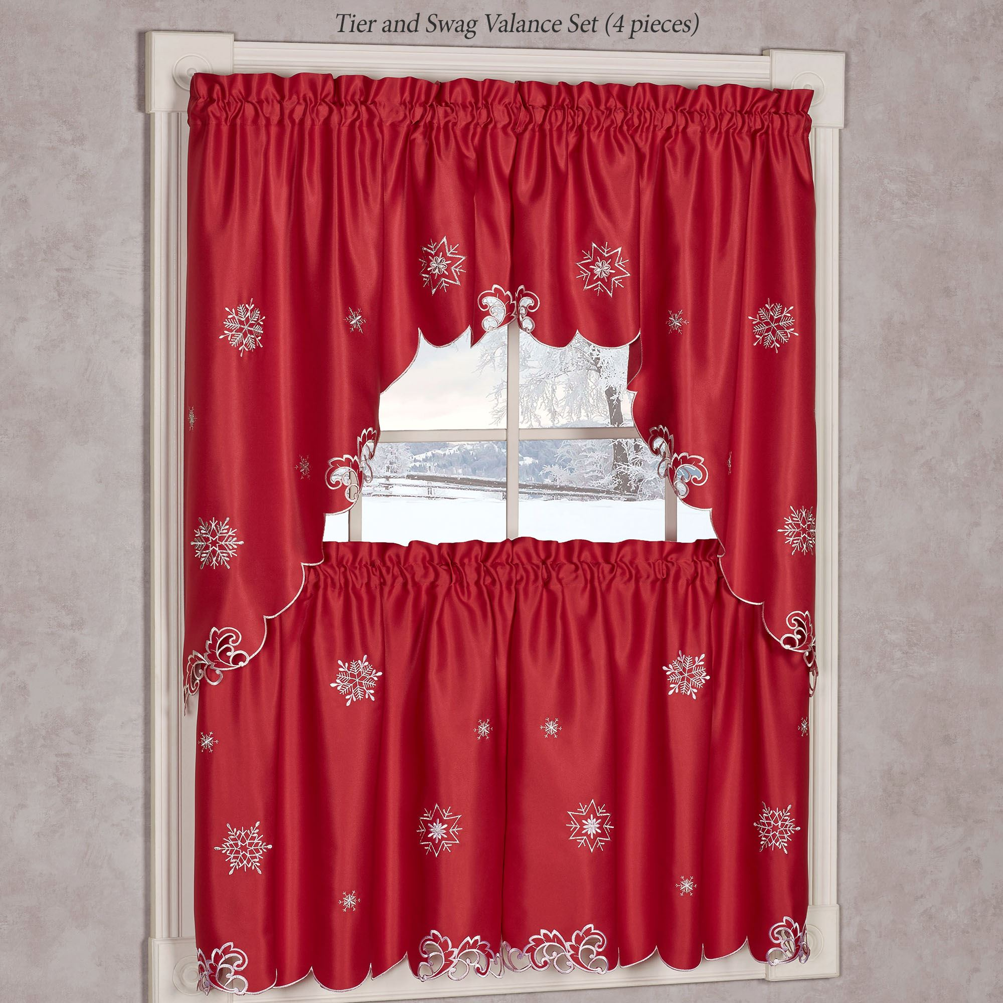 100 window valances touch of class grandeur toga swag valanc