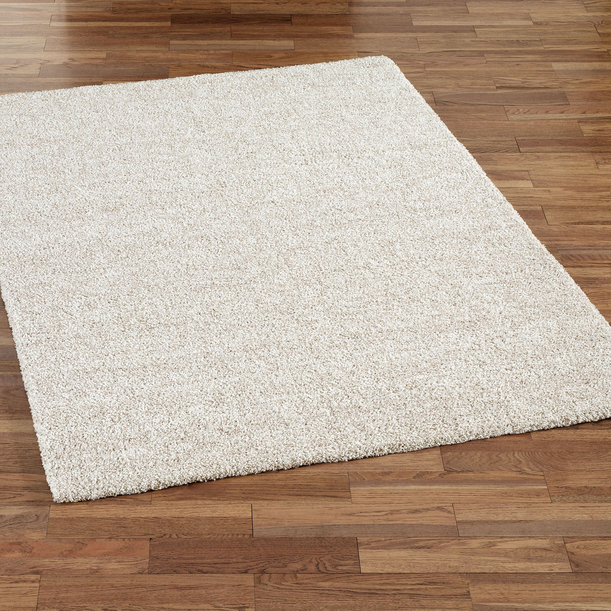 Frosted Luxury Soft Plush Shag Area Rugs