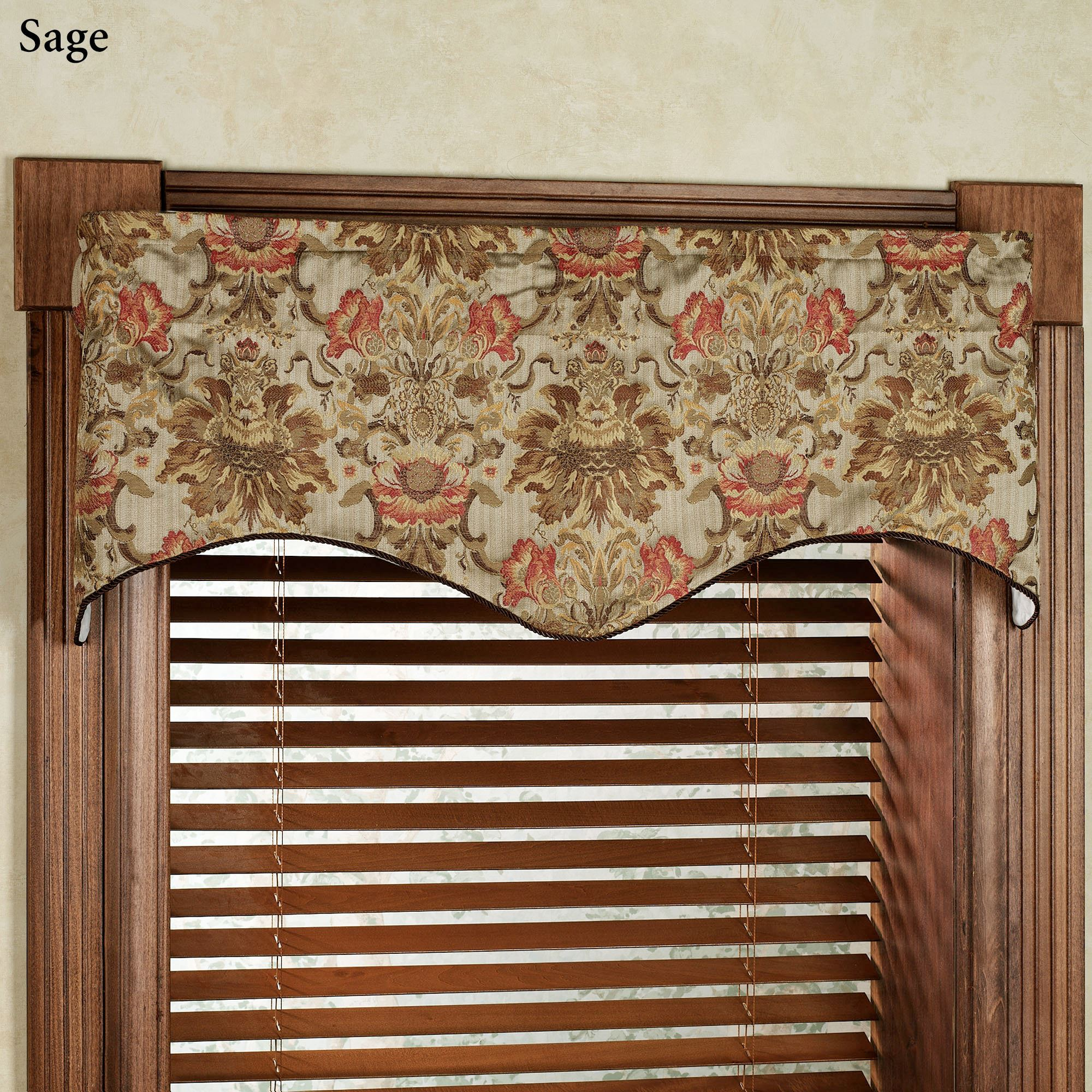cording walmart hudson embroidered with ip com valances valance lined