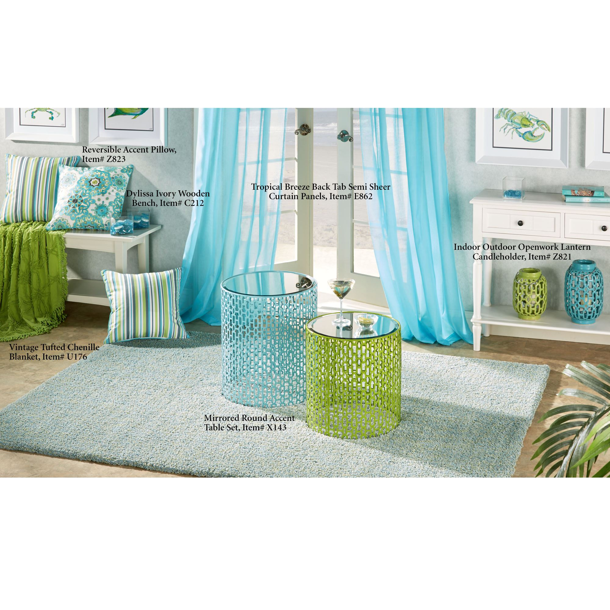 curtains amazing room sailboats glamorous living shower home decor of ideas coastal and tropical lights curtain sparkley
